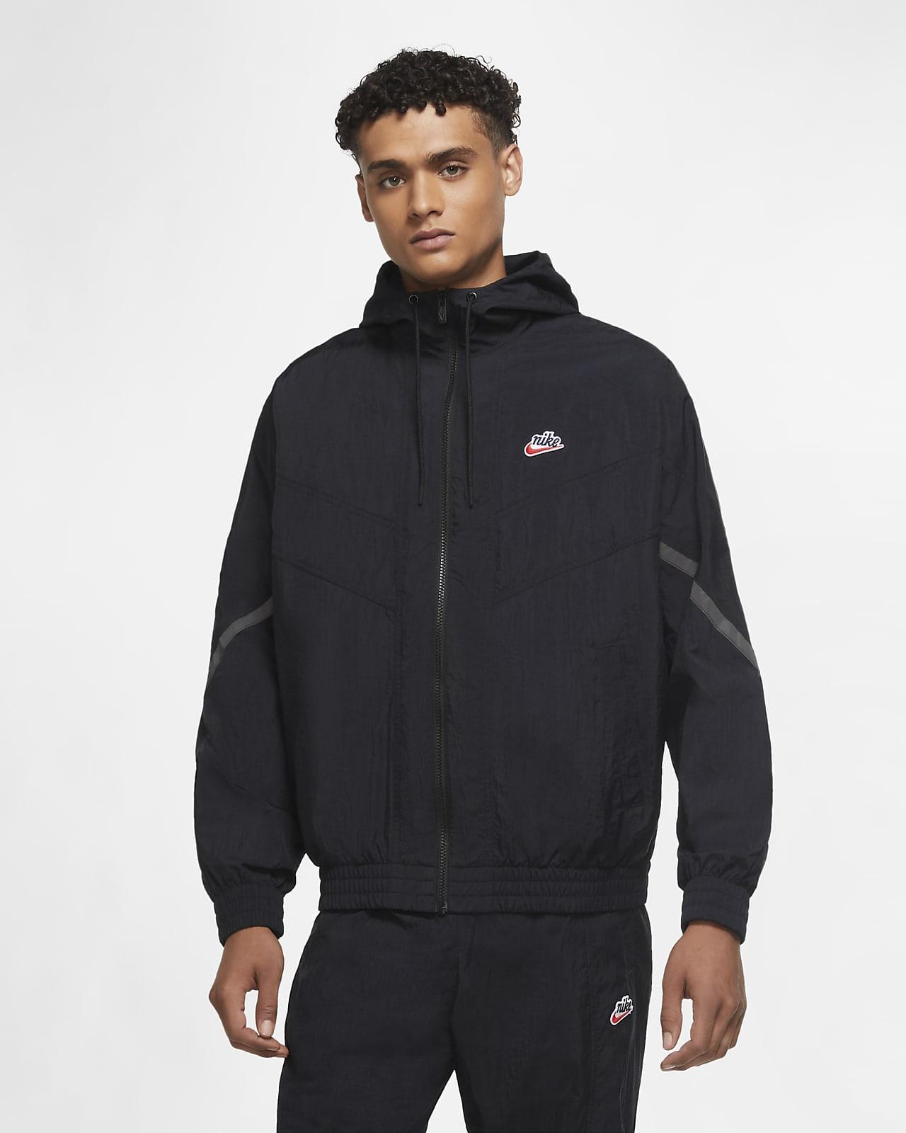Nike Sportswear Heritage Windrunner Men's Jacket