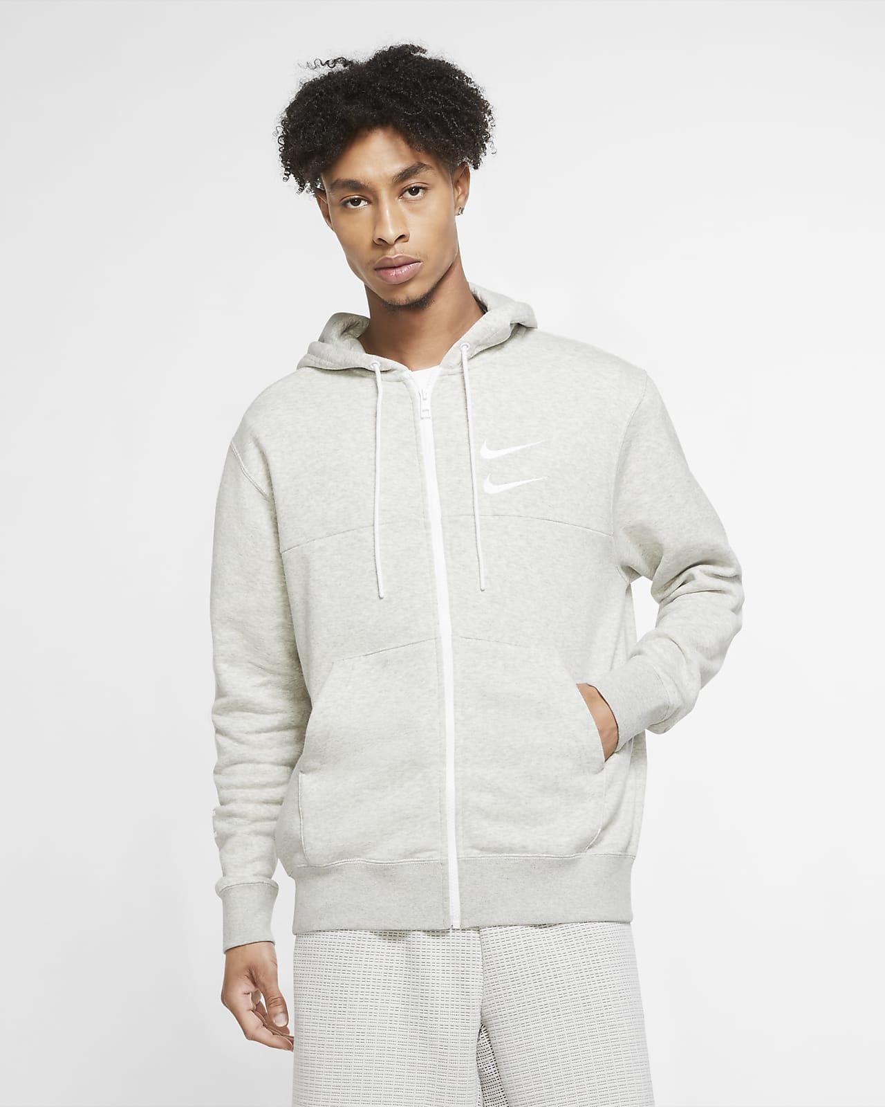 Nike Sportswear Swoosh Men's Full-Zip Hoodie
