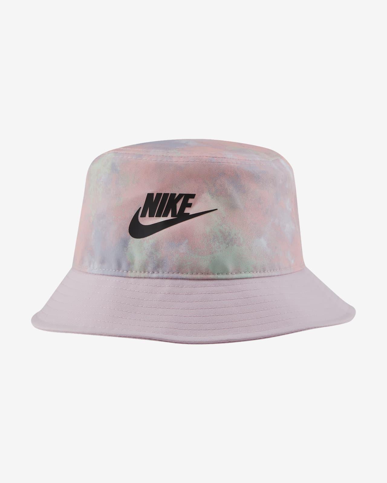 Καπέλο bucket Nike με εφέ tie-dye Nike για μεγάλα παιδιά