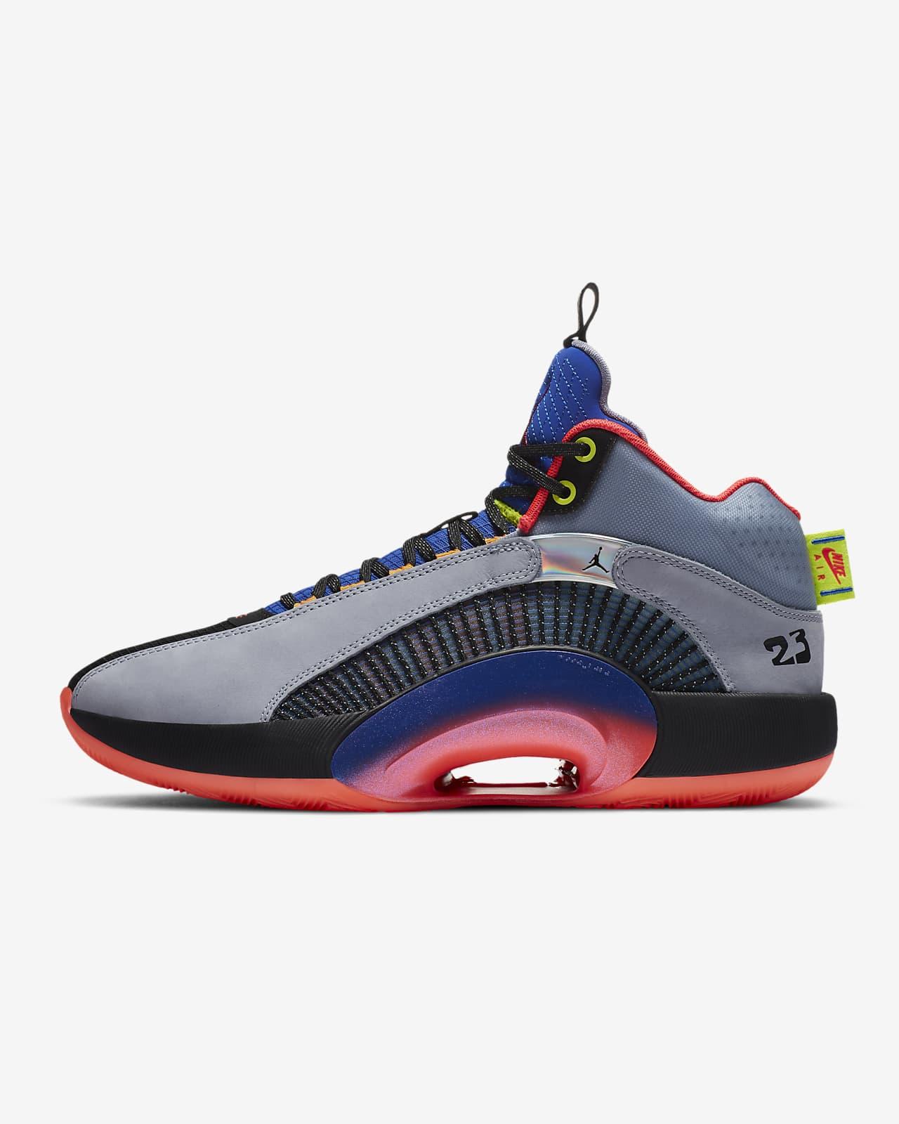 Air Jordan XXXV «Center of Gravity» basketsko