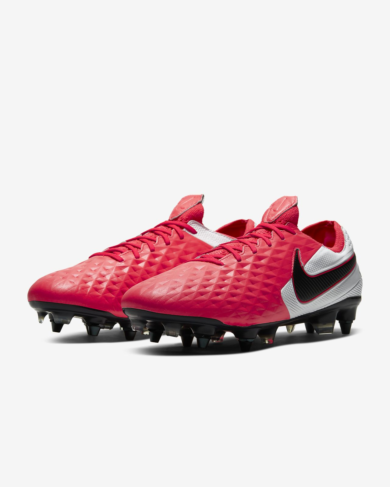 Nike Tiempo Legend 8 Elite SG PRO Anti Clog Traction Soft Ground Soccer Cleat