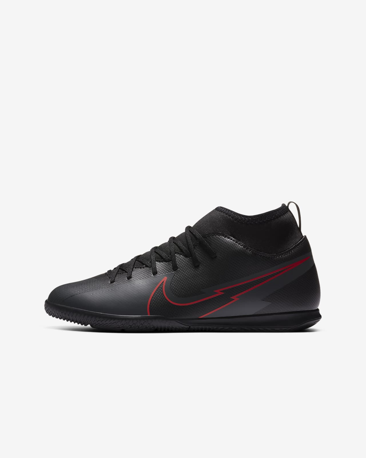 Nike Jr. Mercurial Superfly 7 Club IC Younger/Older Kids' Indoor Court Football Shoe
