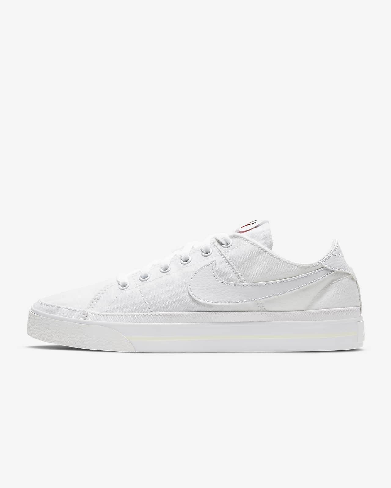 Nike Court Legacy CNVS 女子运动鞋
