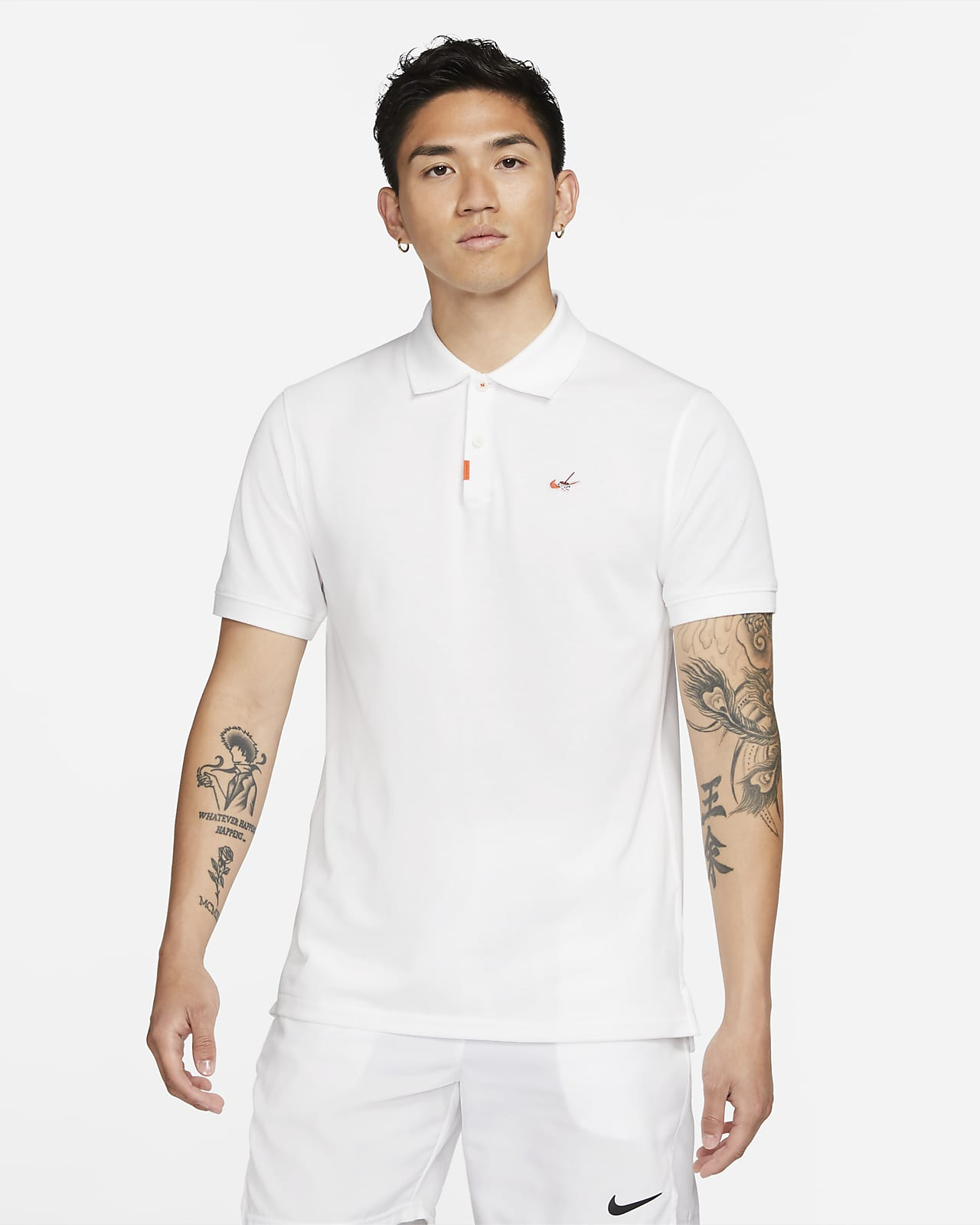 Polo Nike coupe slim pour Homme