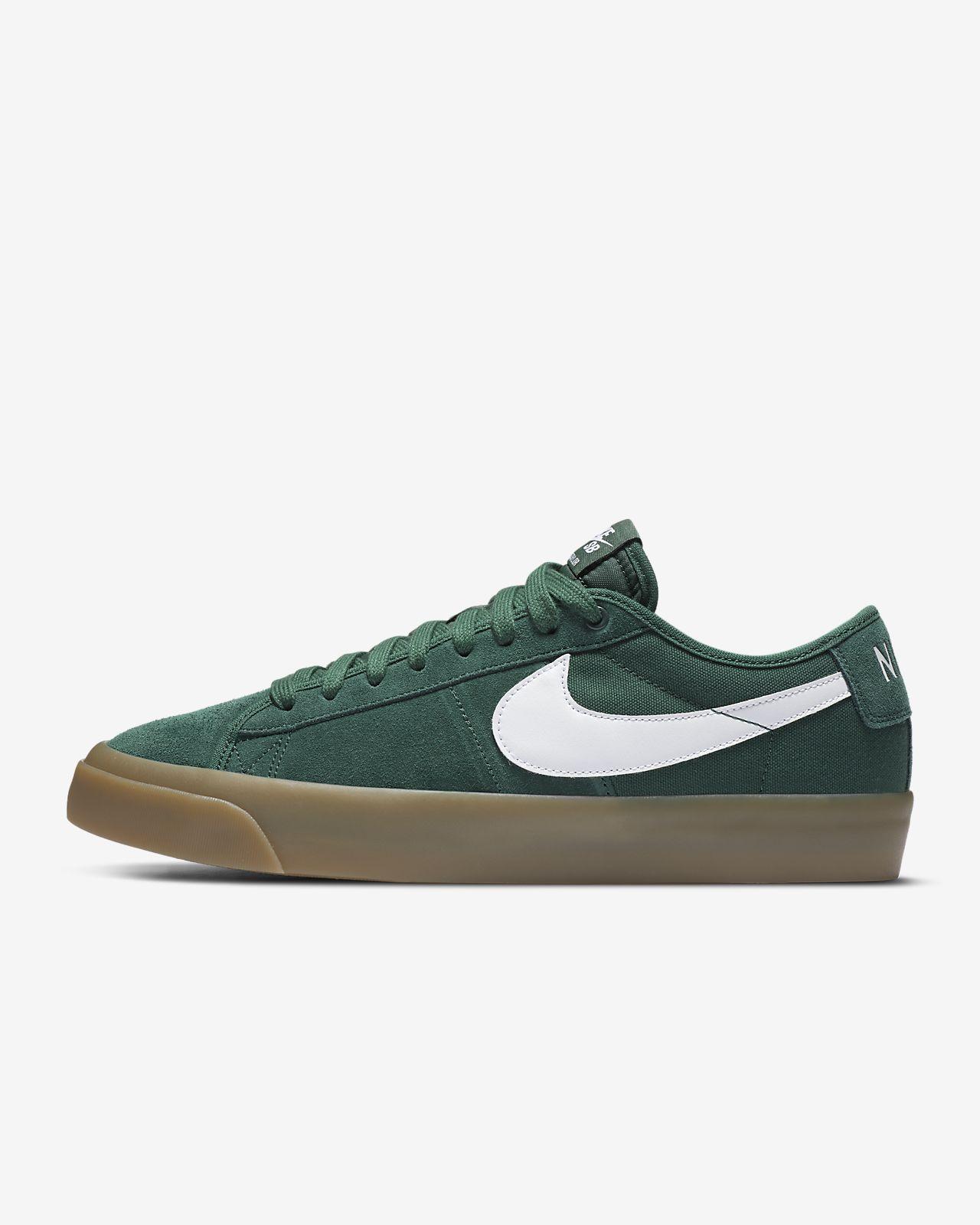 Nike SB Zoom Blazer Low Pro GT QS 男/女滑板鞋
