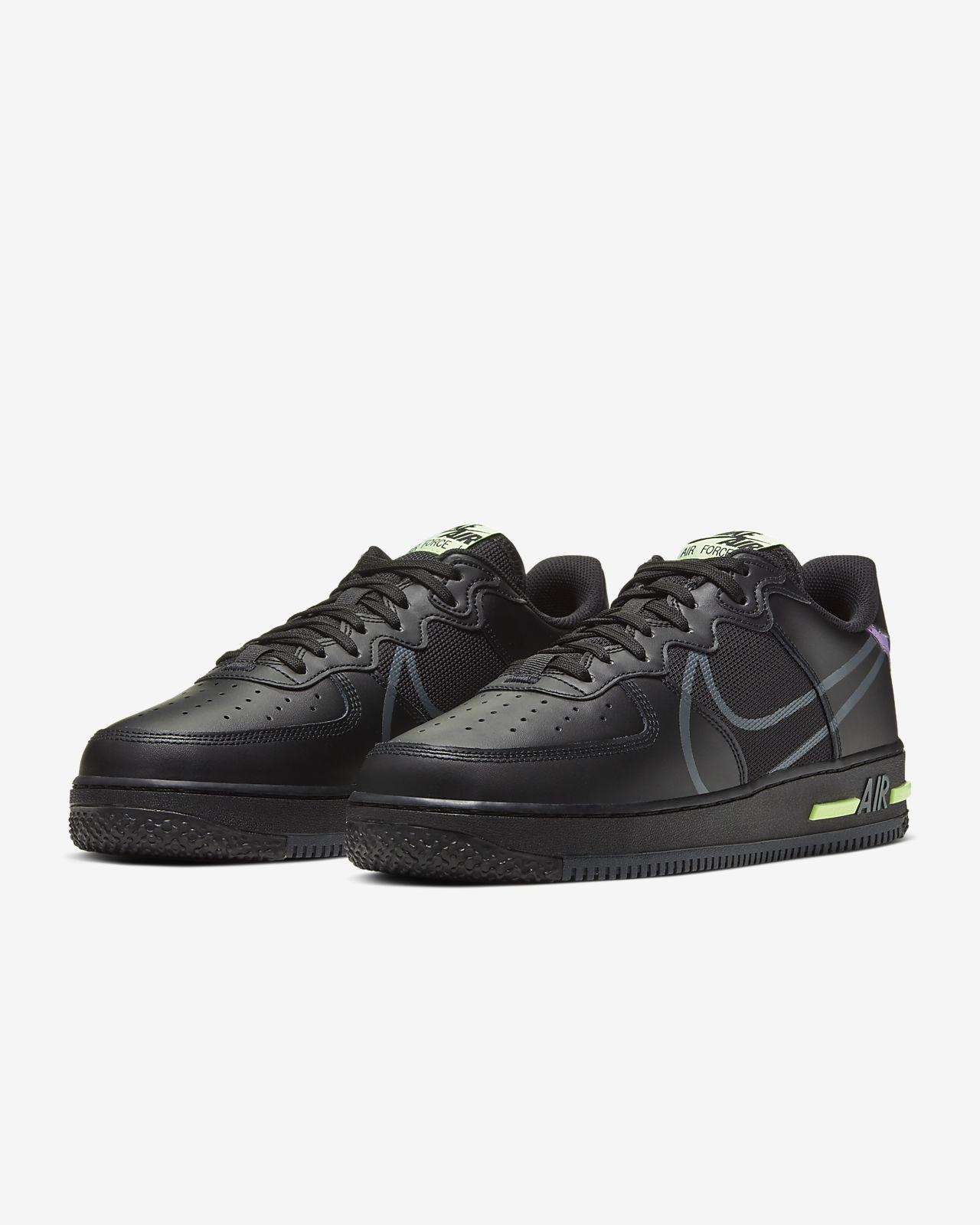 Nike Air Force 1 Off White Black