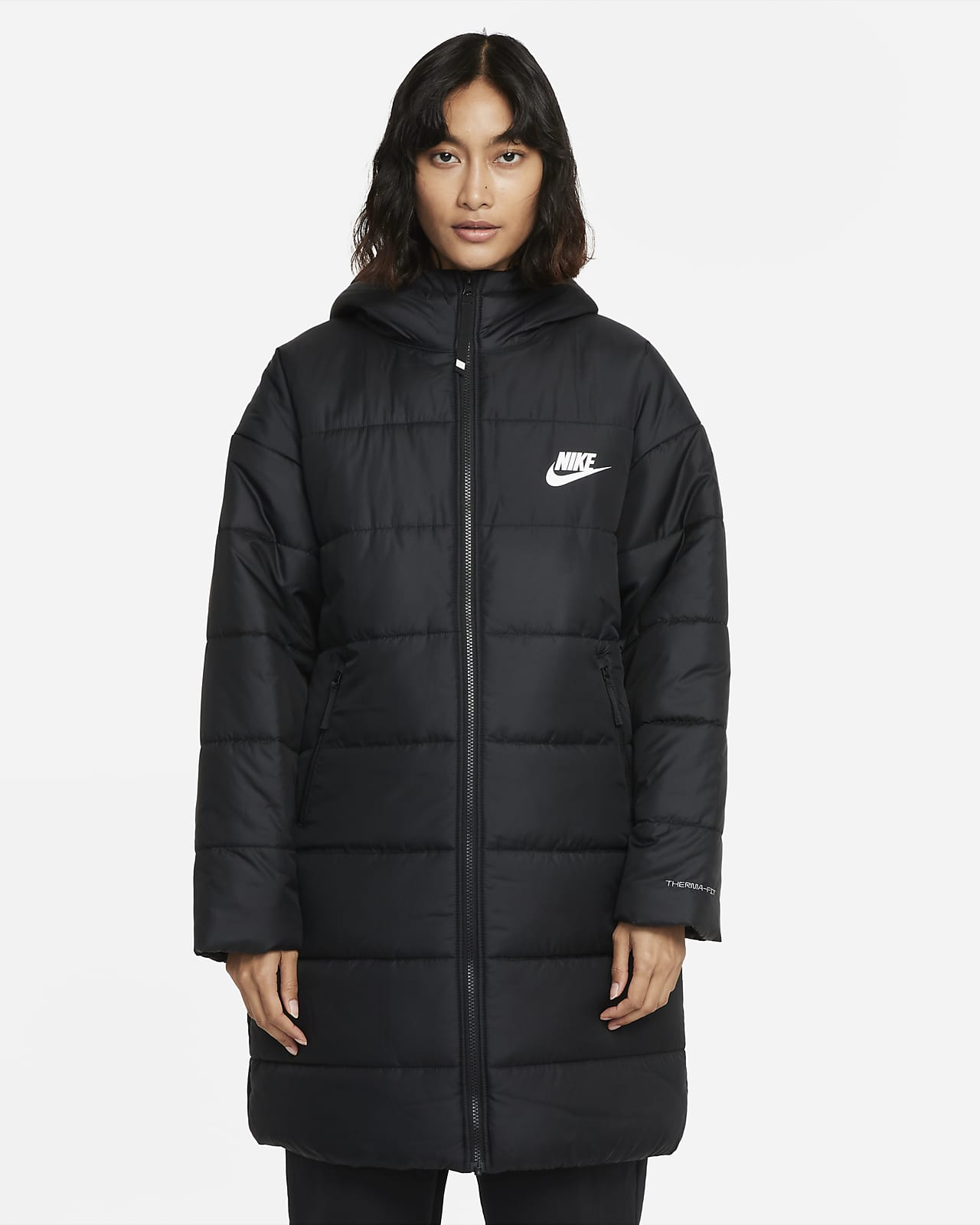 Женская парка с капюшоном Nike Sportswear Therma-FIT Repel