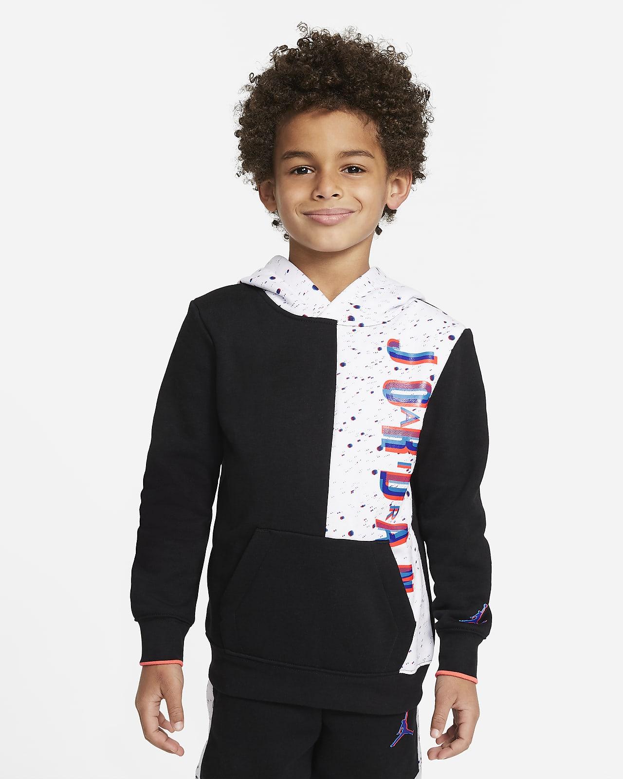 Hoodie pullover Jordan para criança