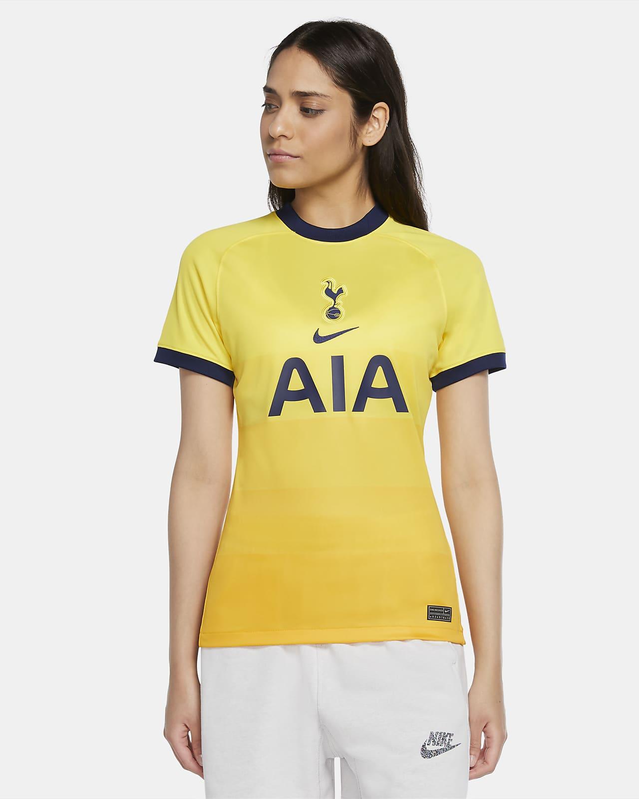 Tottenham Hotspur 2020/21 Stadium Third-fodboldtrøje til kvinder