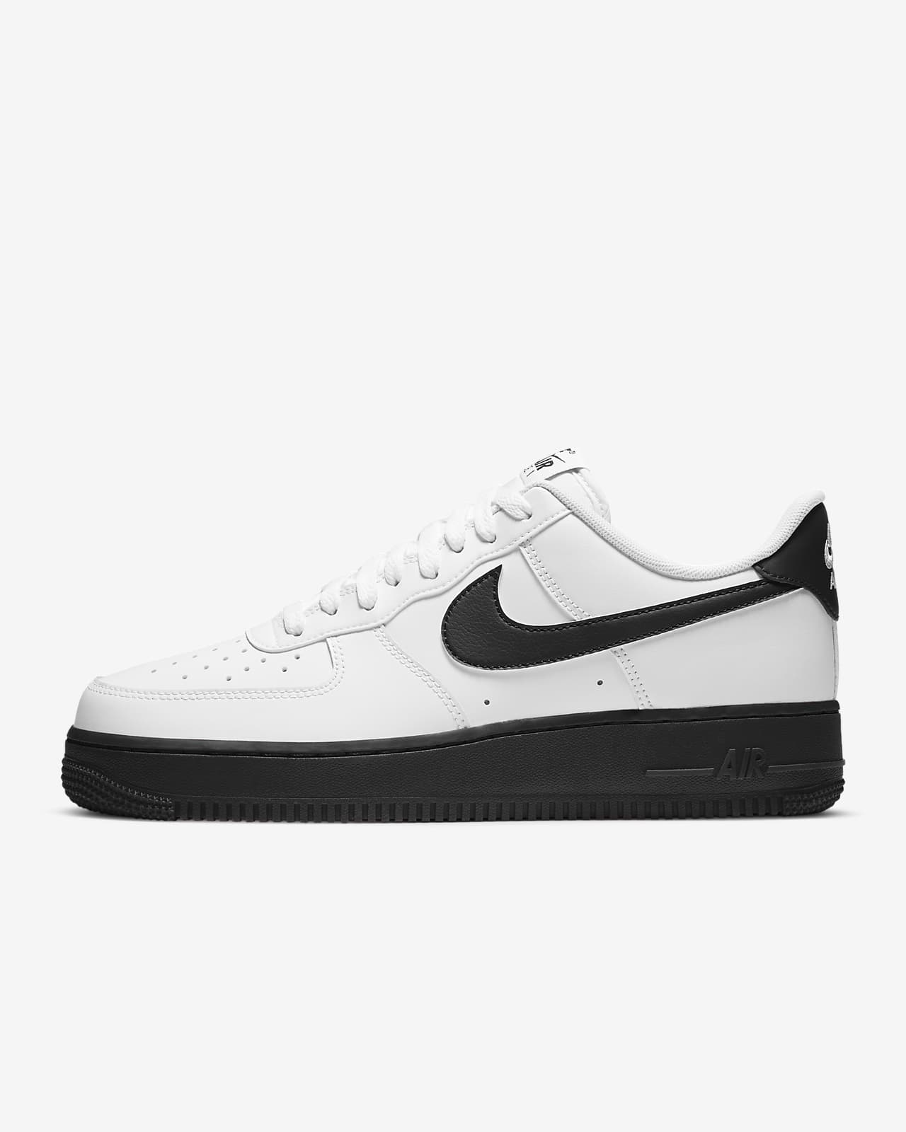 Air Force 1 Low 'White Black Sole' - SNKRS WORLD