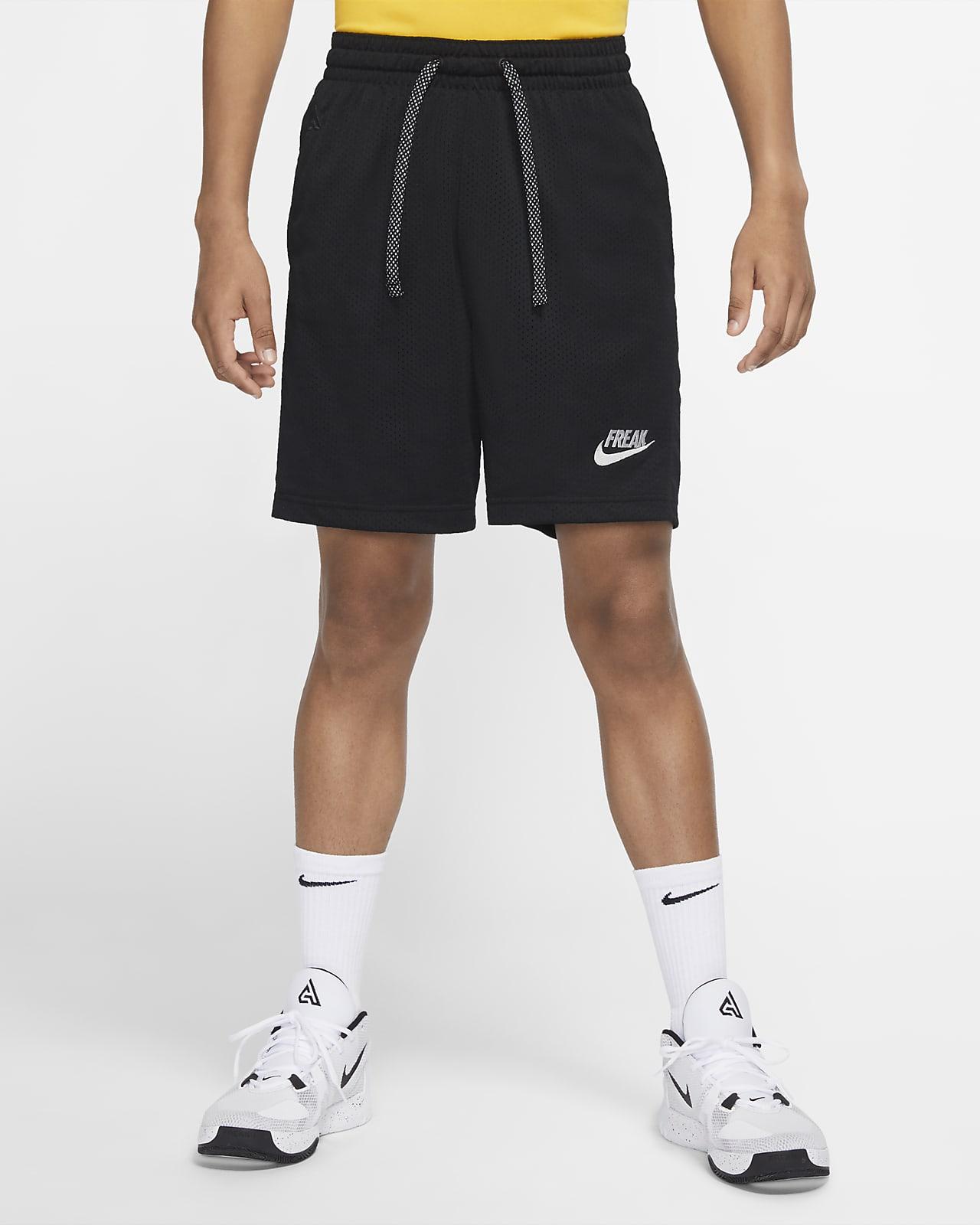ヤニス メンズ バスケットボールショートパンツ