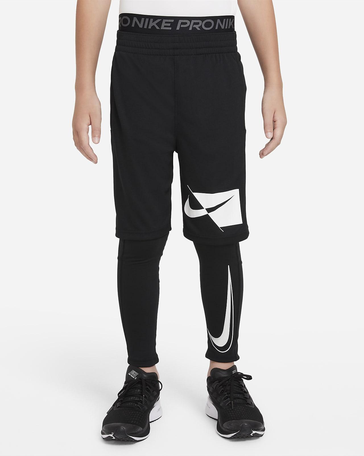 Nike Pro Dri-FIT Mallas - Niño