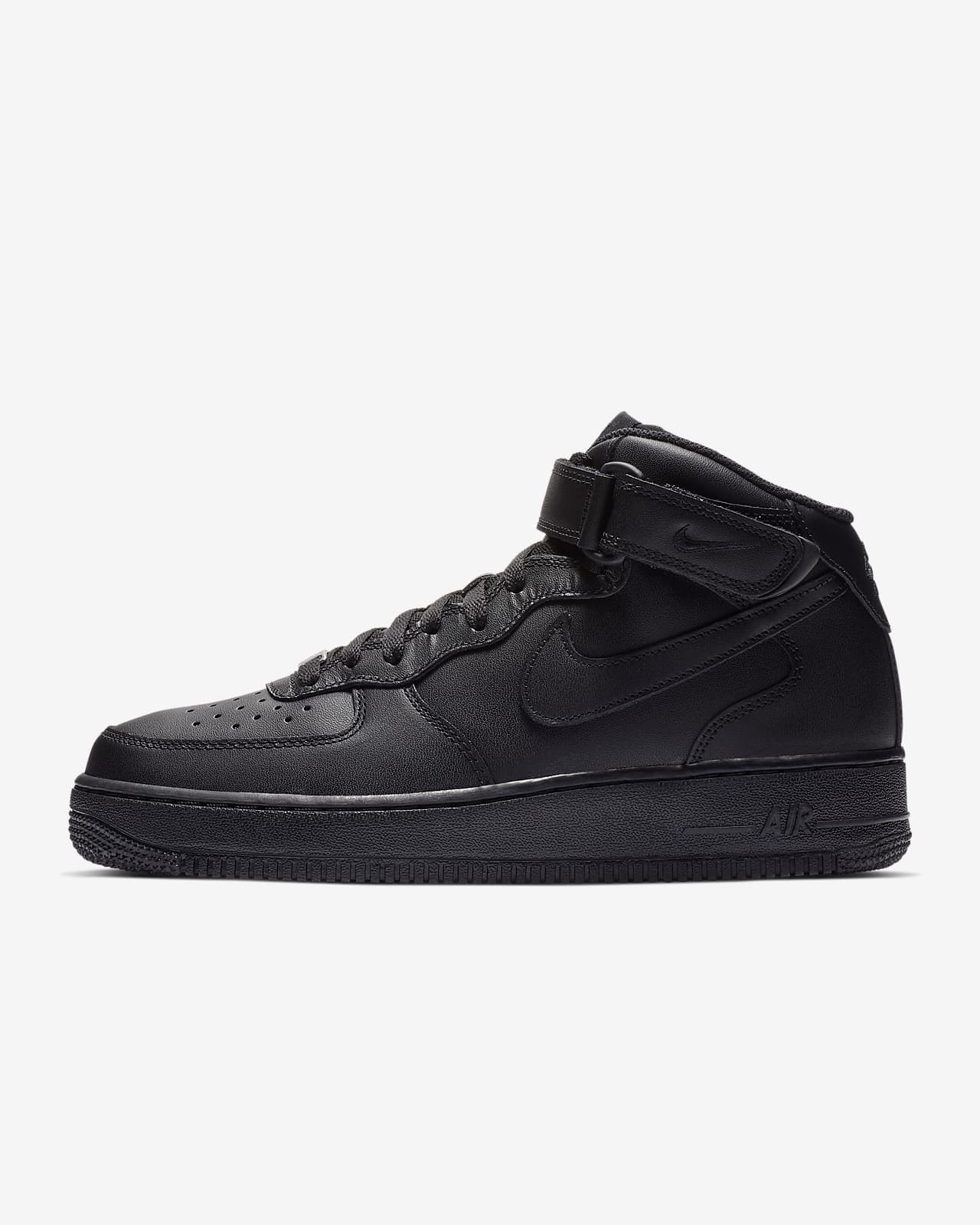 รองเท้าผู้ชาย Nike Air Force 1 Mid '07