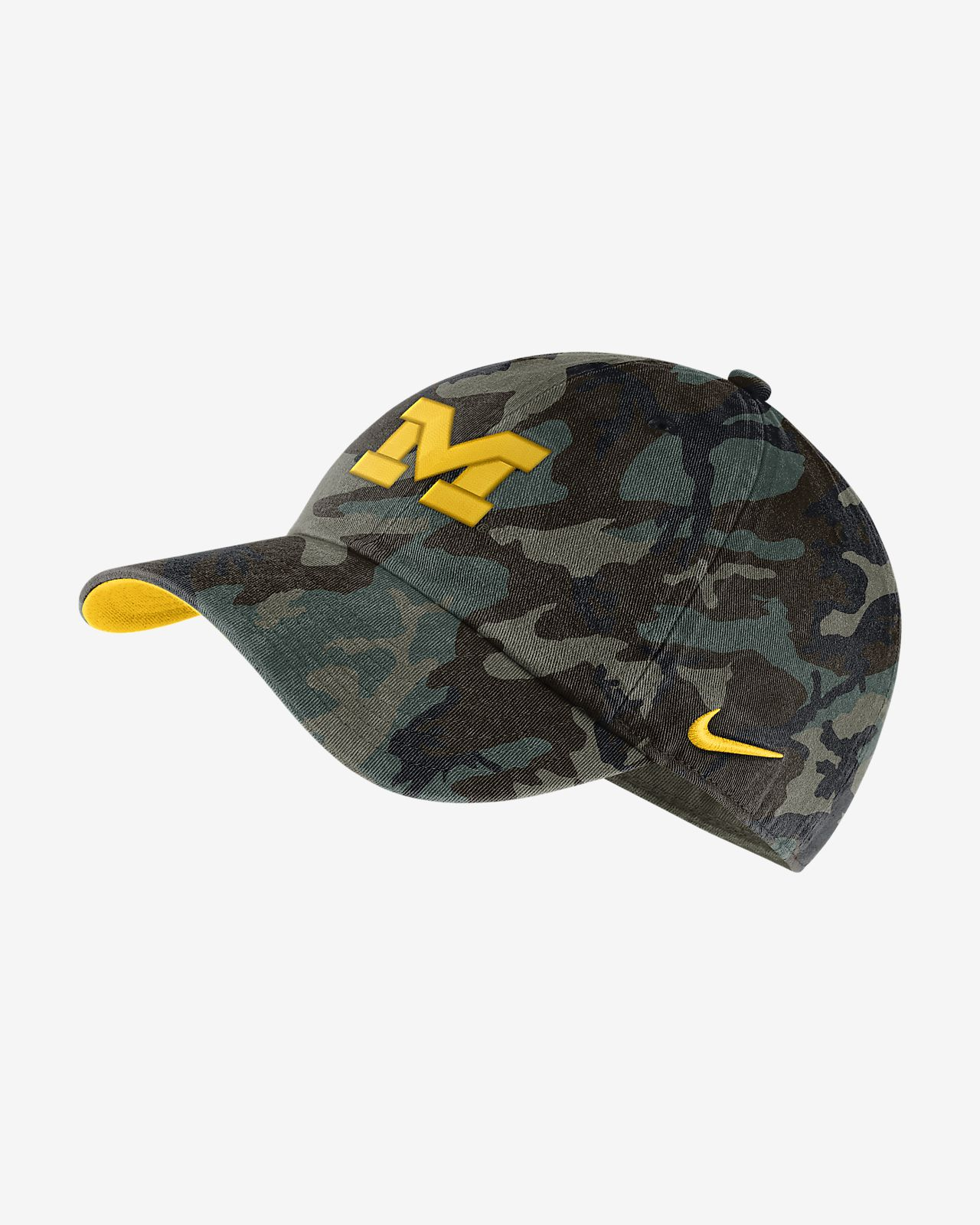 Nike College Heritage86 (Michigan) Cap