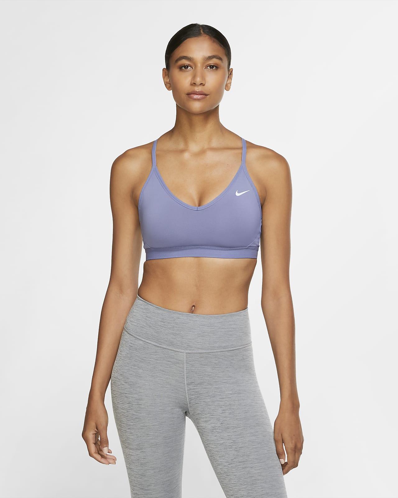 Nike Indy Sport-bh met lichte ondersteuning