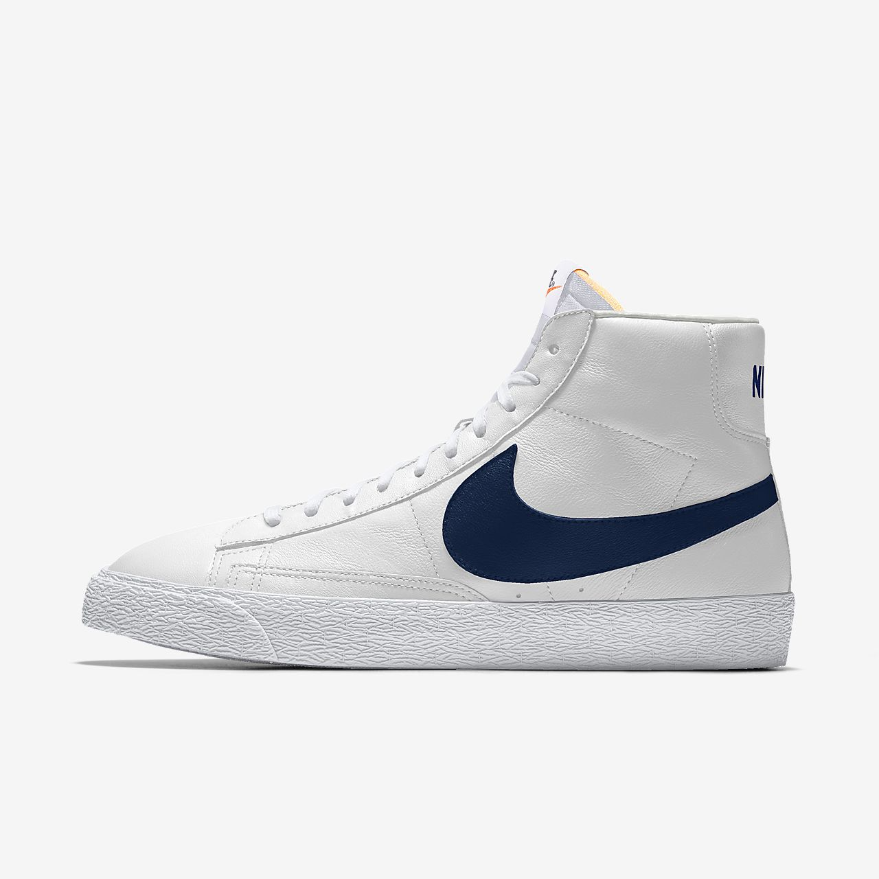 Scarpa personalizzabile Nike Blazer Mid By You - Donna