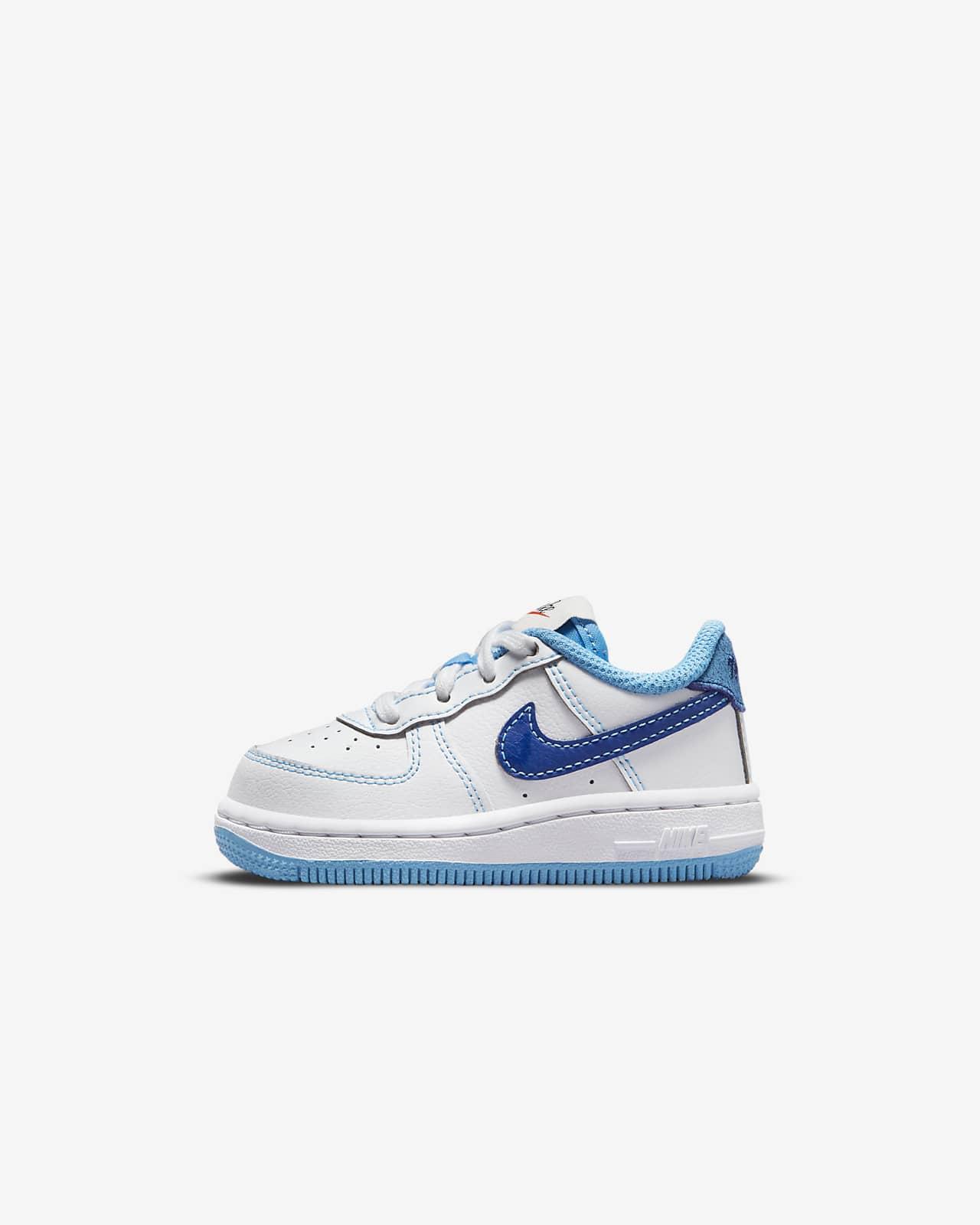 Nike Force 1 嬰幼兒鞋款