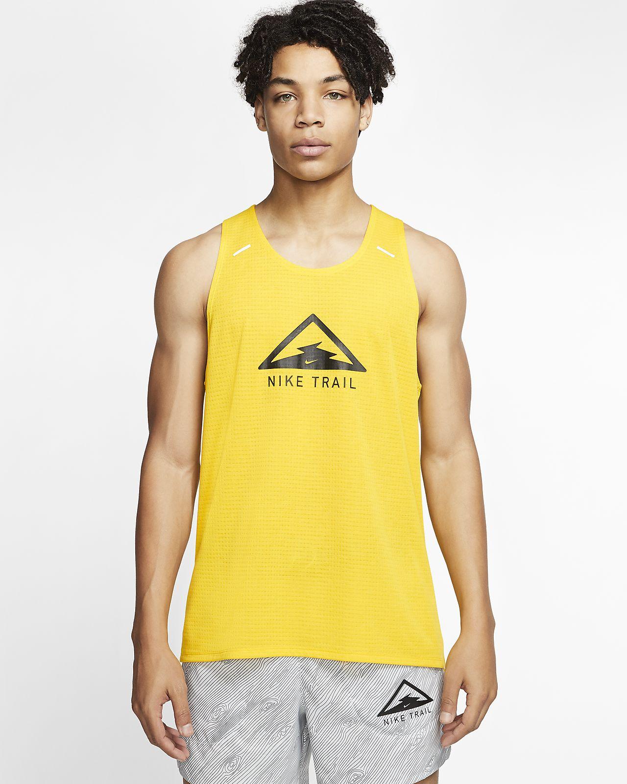 Nike Rise 365 Men's Trail Running Tank