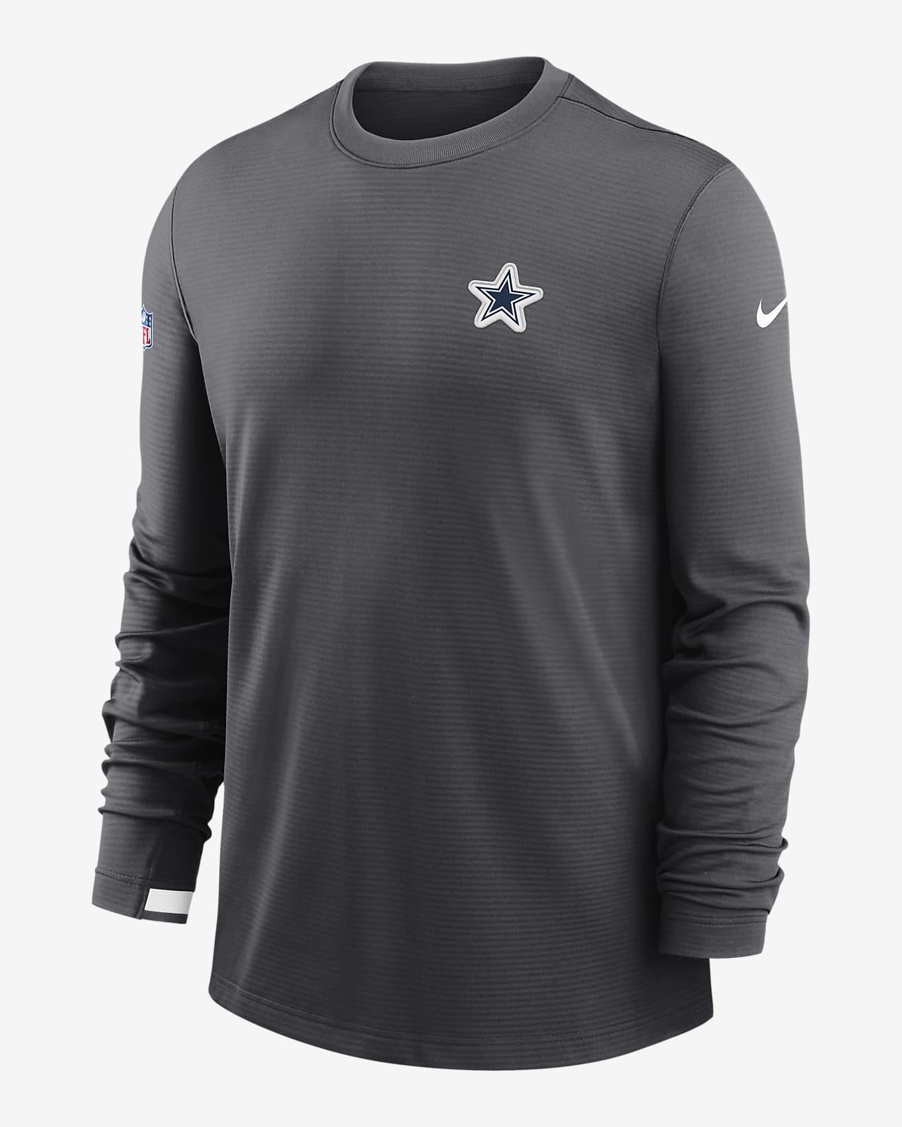 Nike Dri-FIT (NFL Cowboys) Men's Long-Sleeve Top