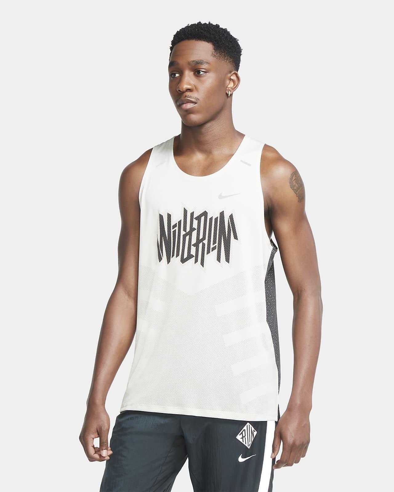 Canotta da running Nike Dri-FIT Rise 365 Wild Run - Uomo