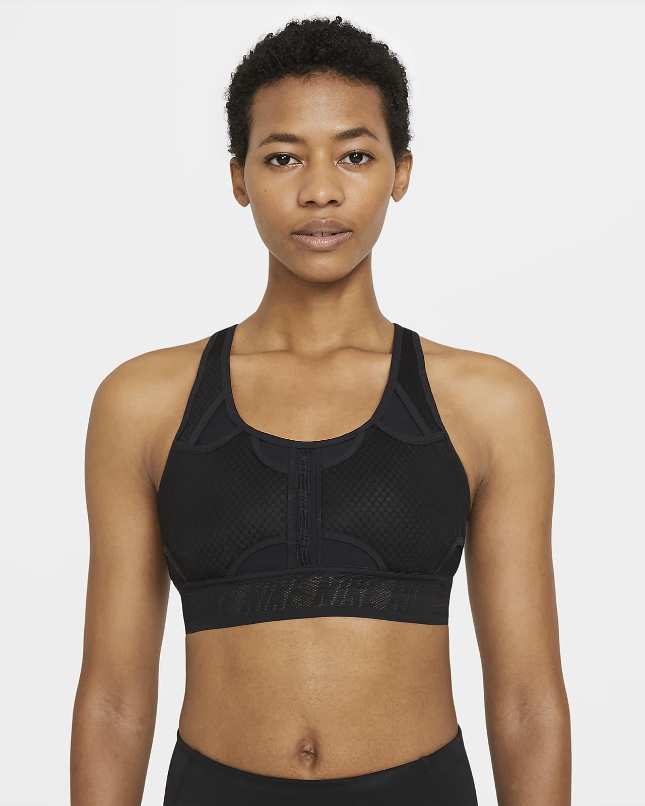 Nike Swoosh UltraBreathe Sostenidors esportius de subjecció mitjana amb coixinet- Dona