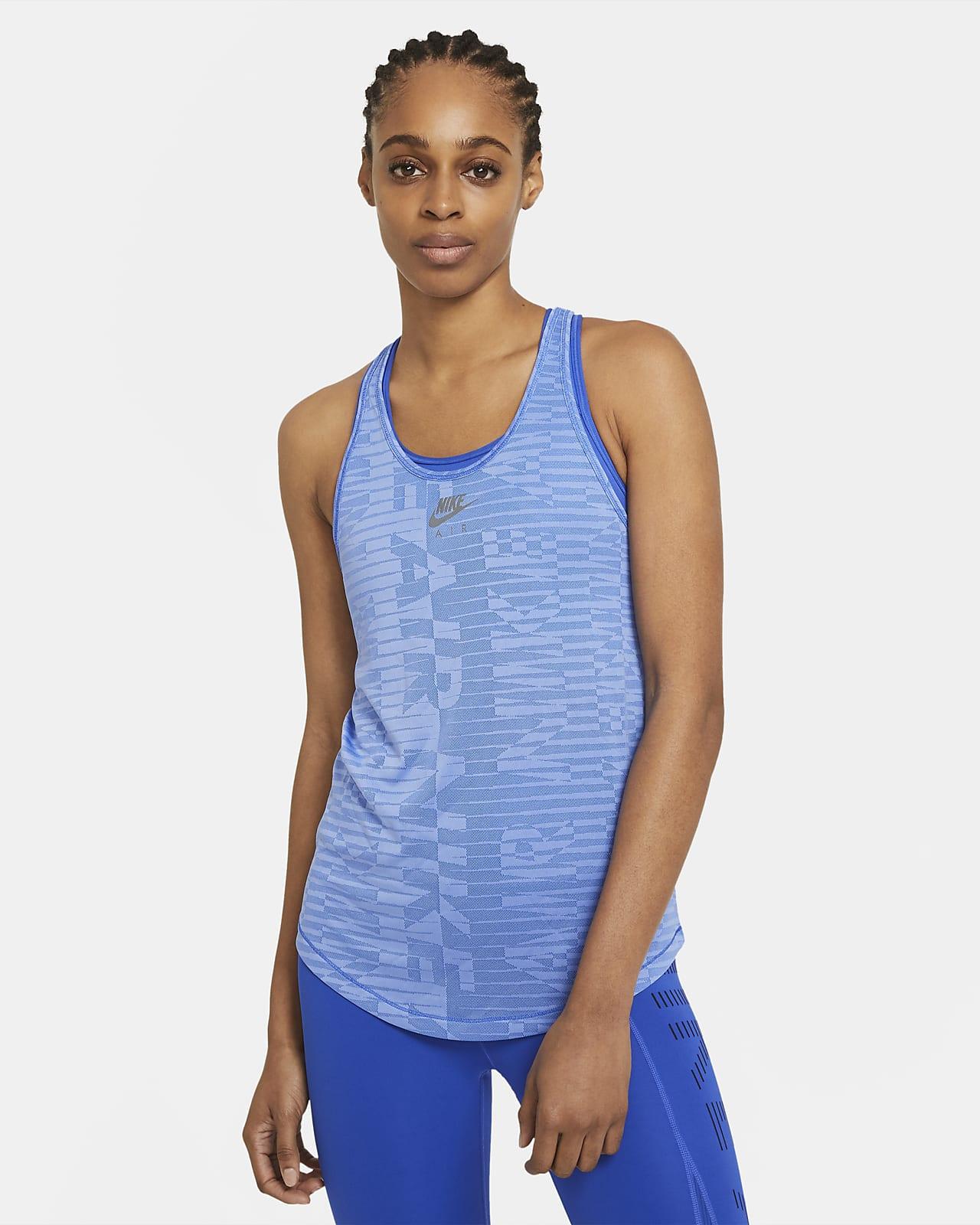 Camiseta de tirantes de running para mujer Nike Air