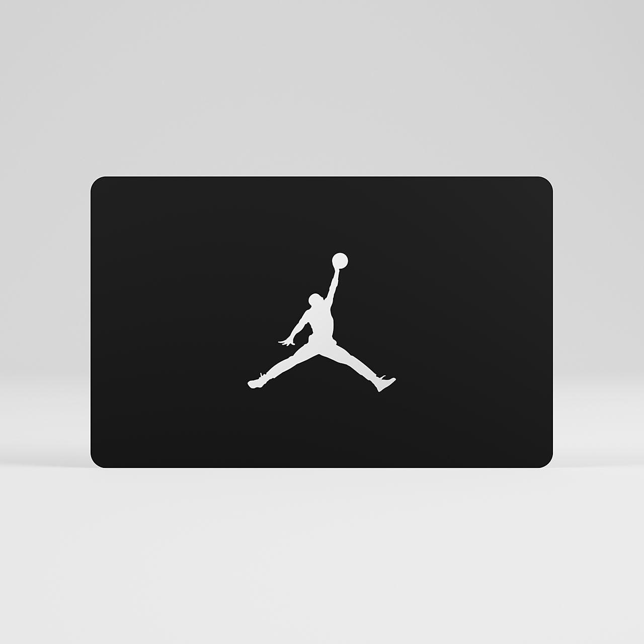 Cartão de oferta Nike