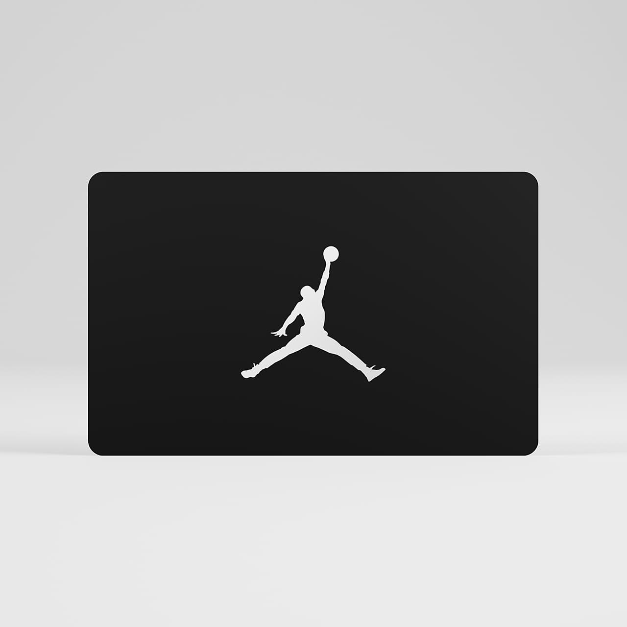 Targeta de regal Nike