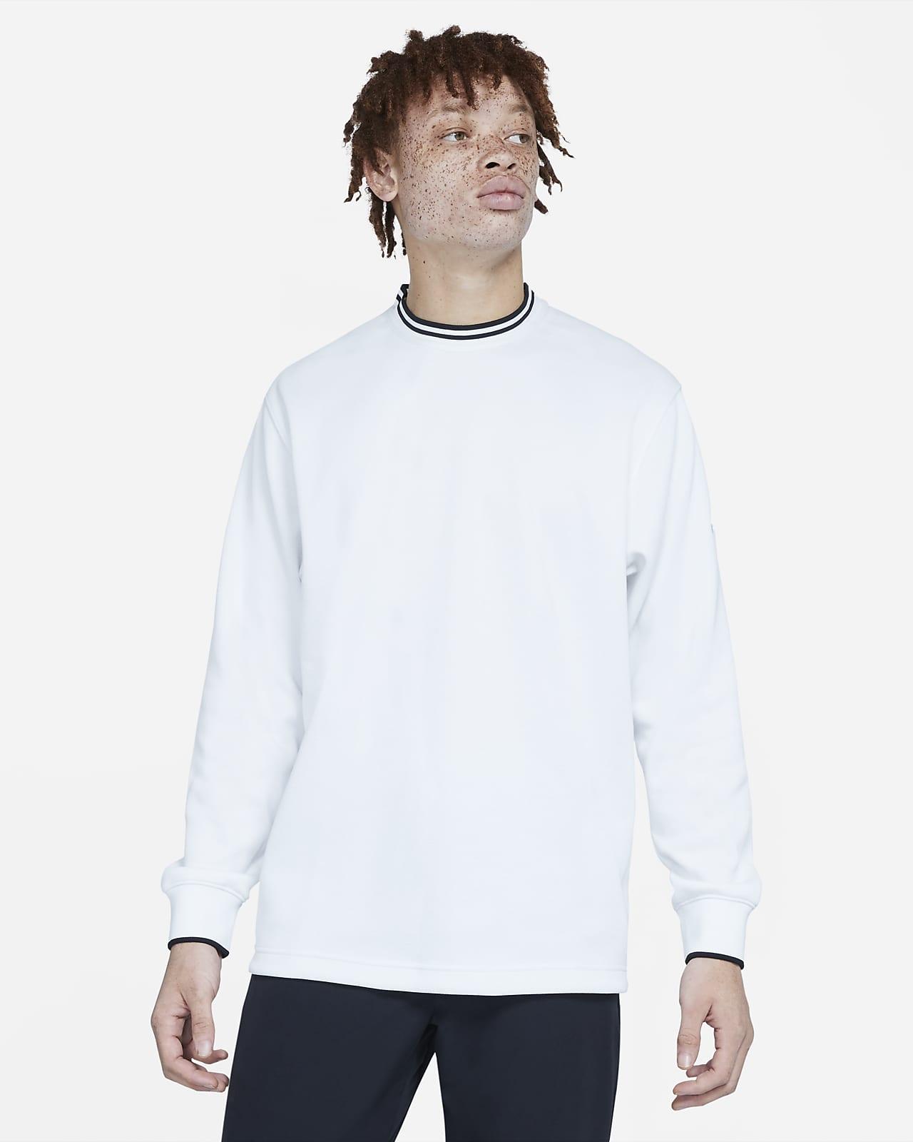 Sudadera de cuello redondo de golf para hombre Nike Dri-FIT