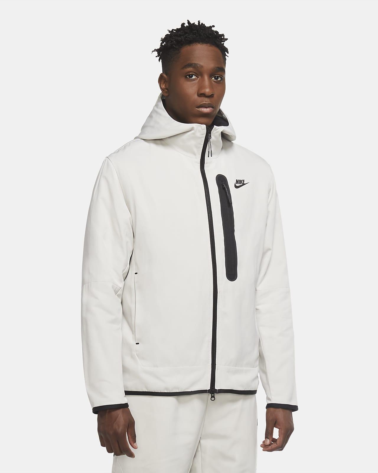 Мужская куртка с водоотталкивающим покрытием и капюшоном Nike Sportswear Tech Essentials