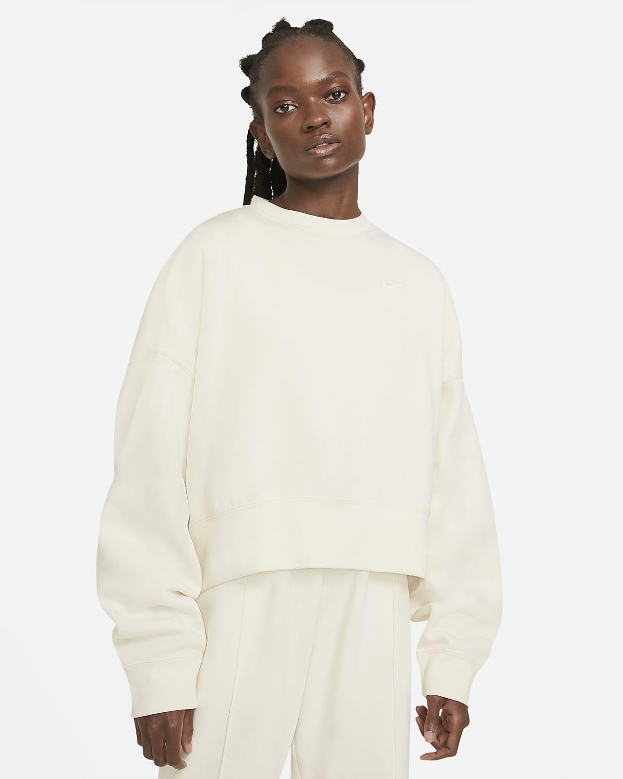 Haut en tissu Fleece Nike Sportswear Essential pour Femme