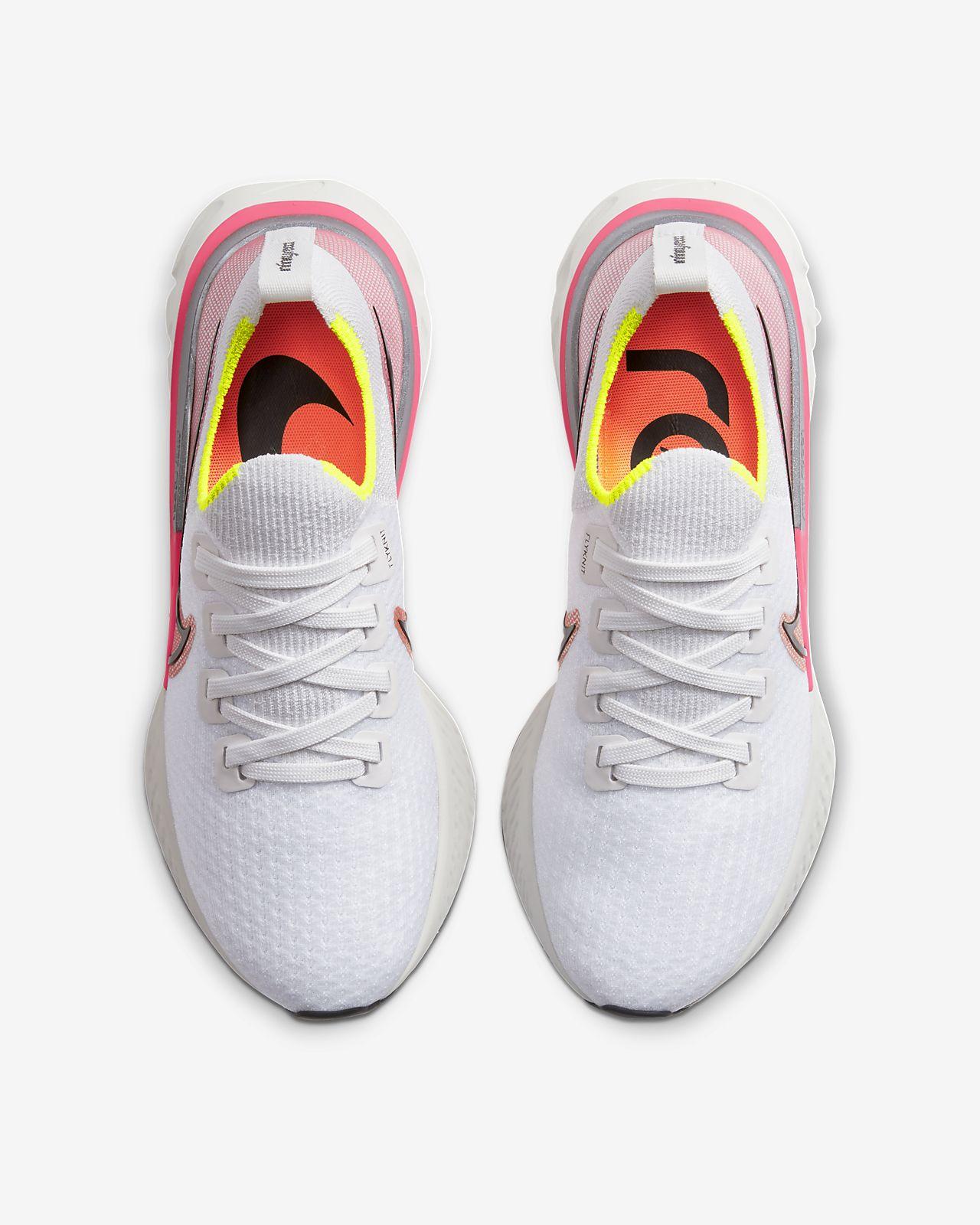 Nike React Infinity Run Flyknit Damen Laufschuh
