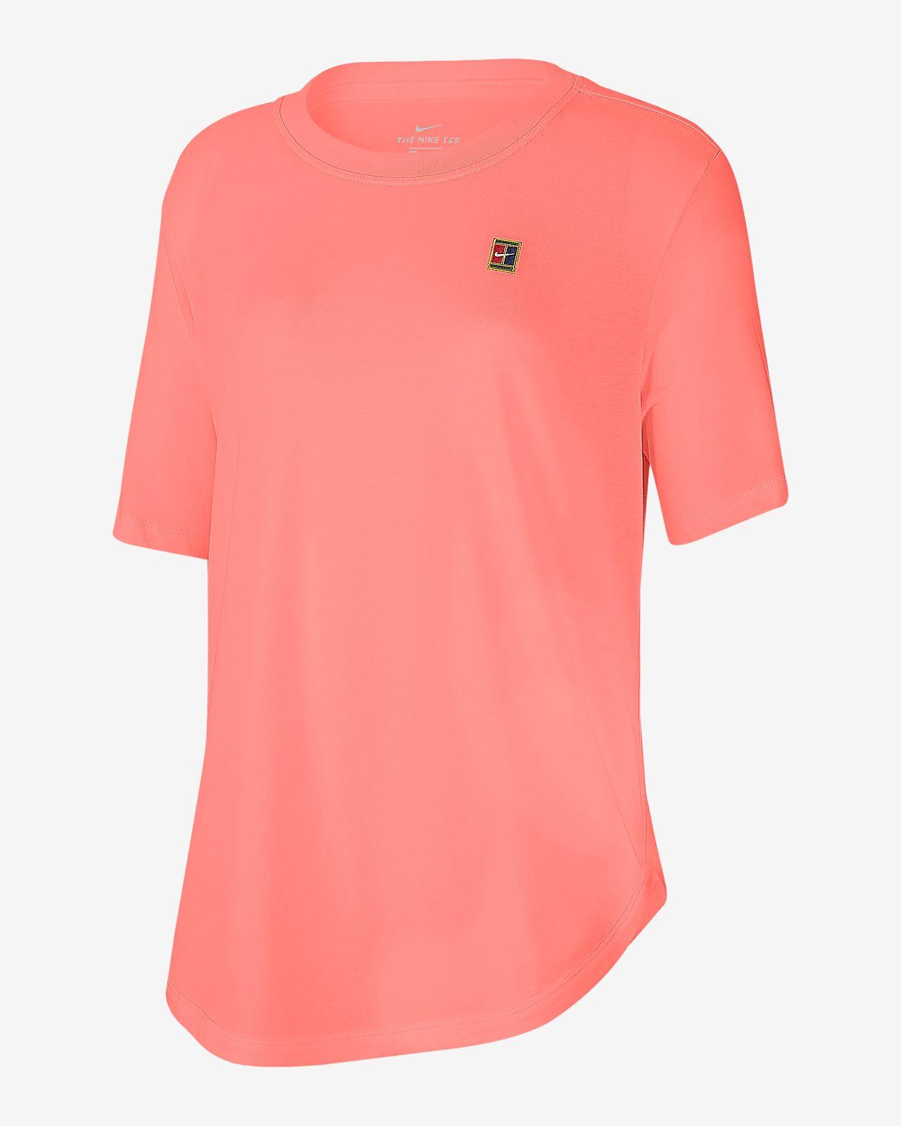 Tee shirt de tennis NikeCourt pour Femme