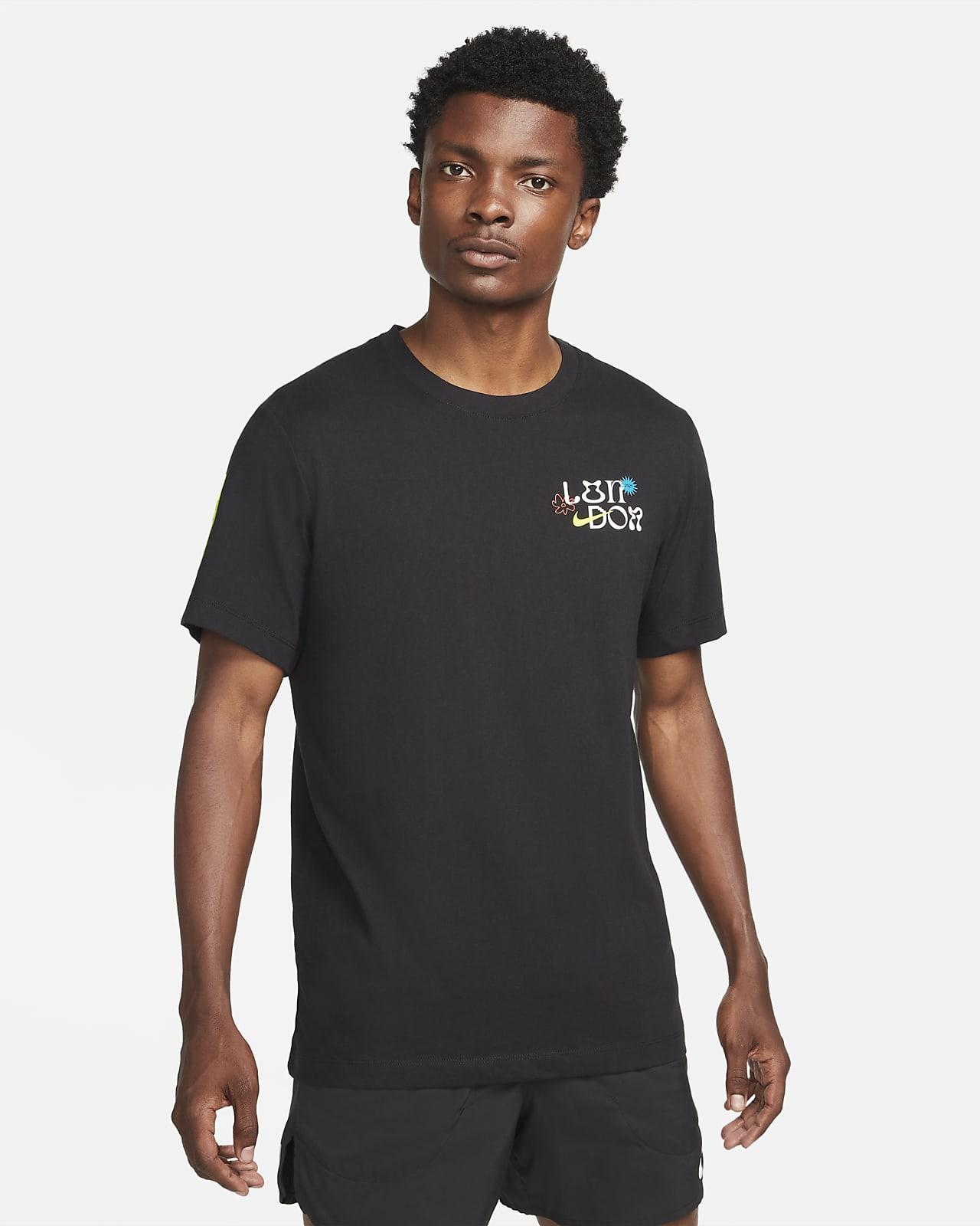 Nike Dri-FIT London Running T-Shirt