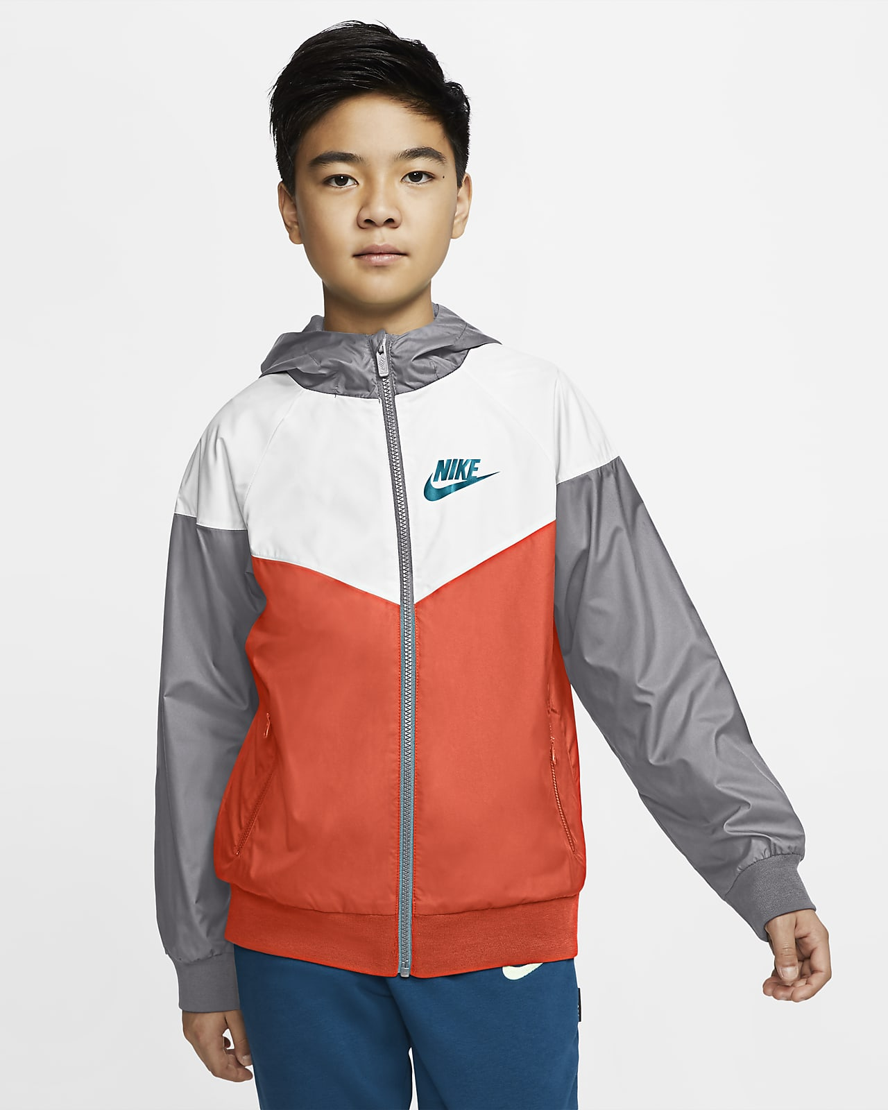 Giacca Nike Sportswear Windrunner - Ragazzo