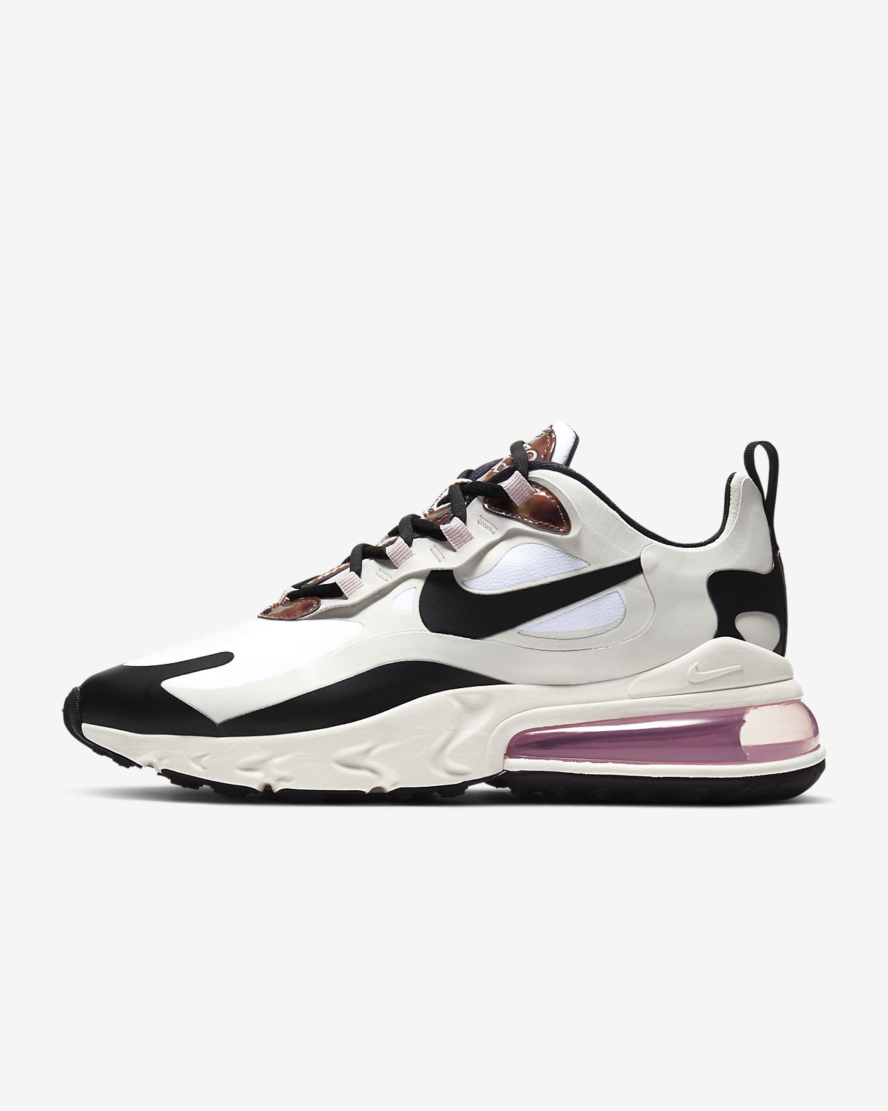 Nike Air Max 270 React Tortoise Shell Women's Shoe