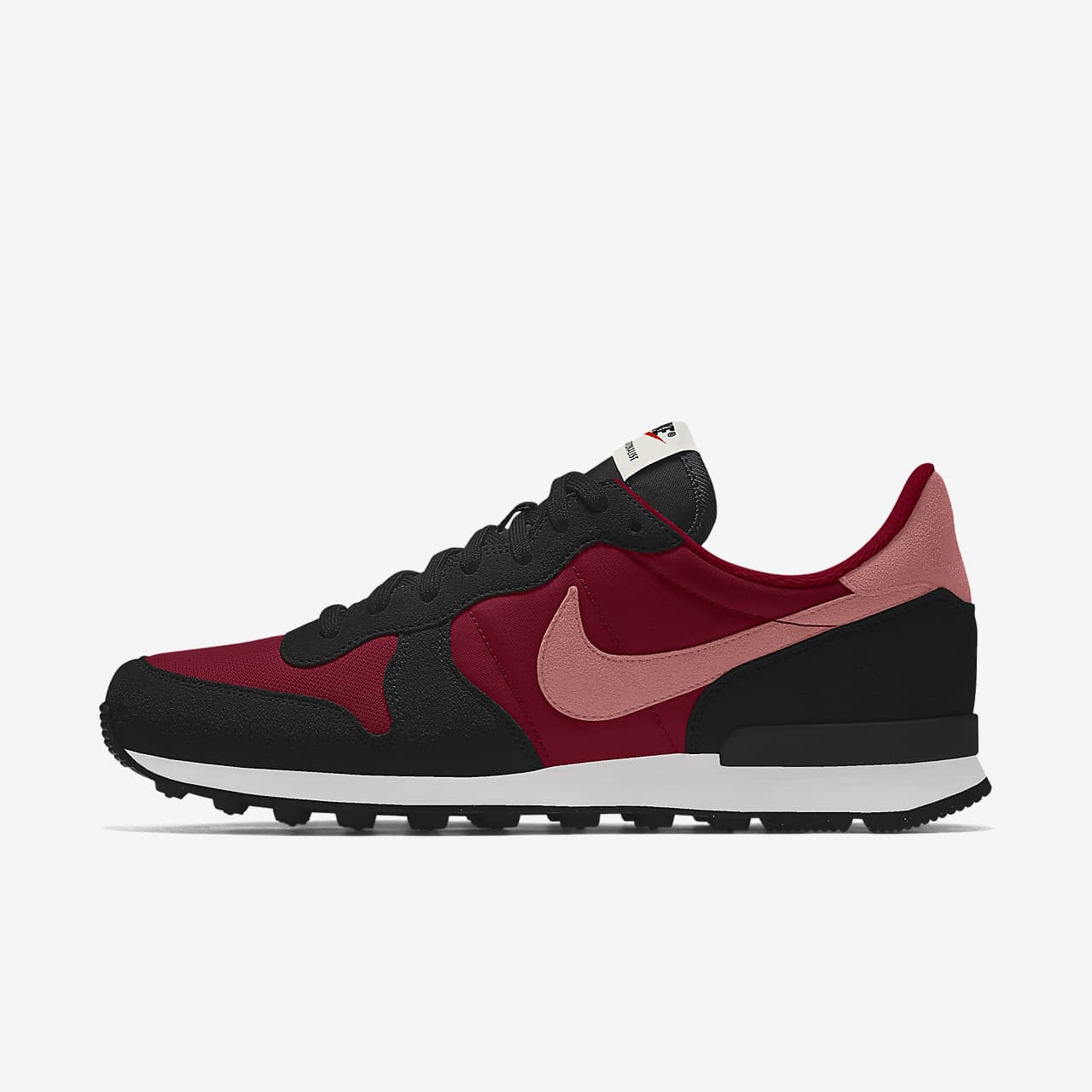 Nike Internationalist By You Custom 女子运动鞋