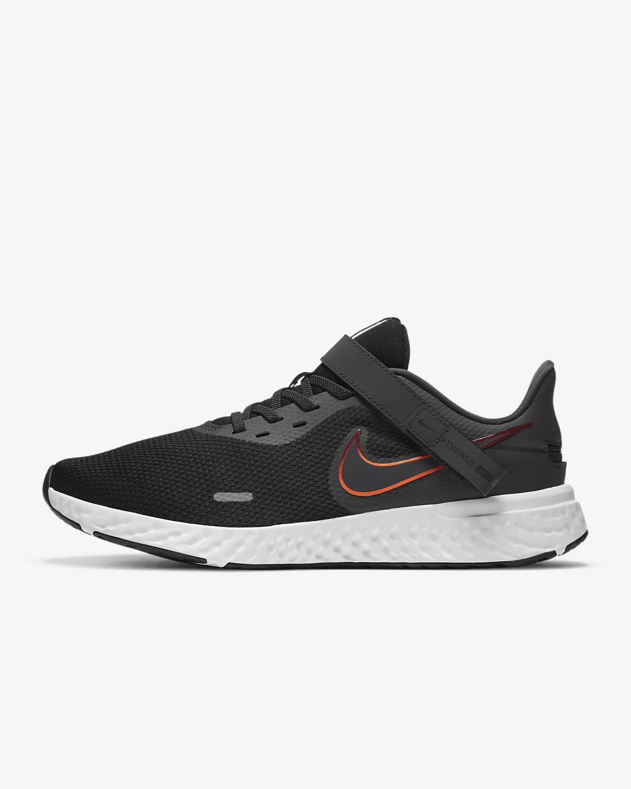 Nike Revolution 5 FlyEase Zapatillas de running (extra anchas) - Hombre