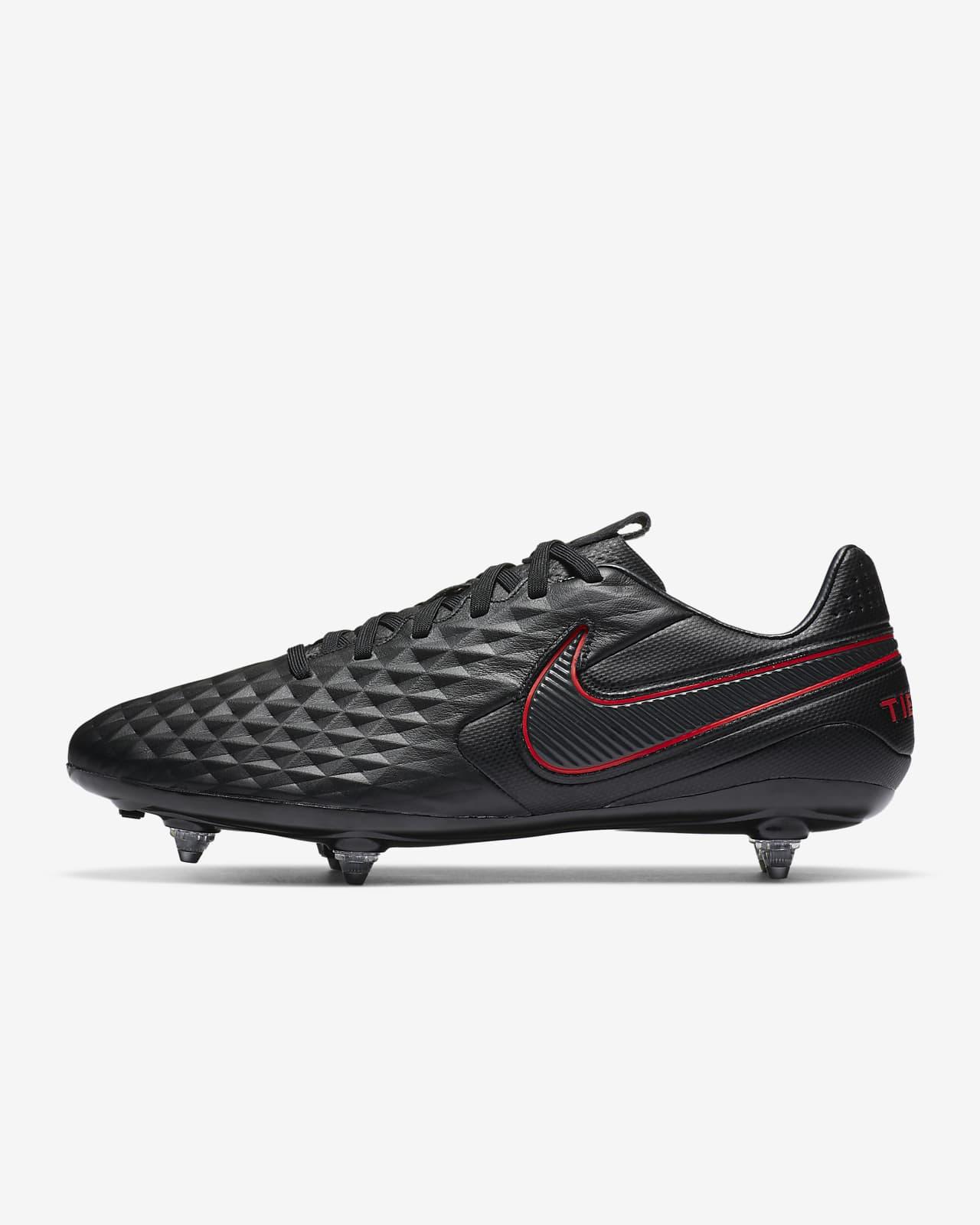 Nike Tiempo Legend 8 Pro SG-fodboldstøvle til vådt græs