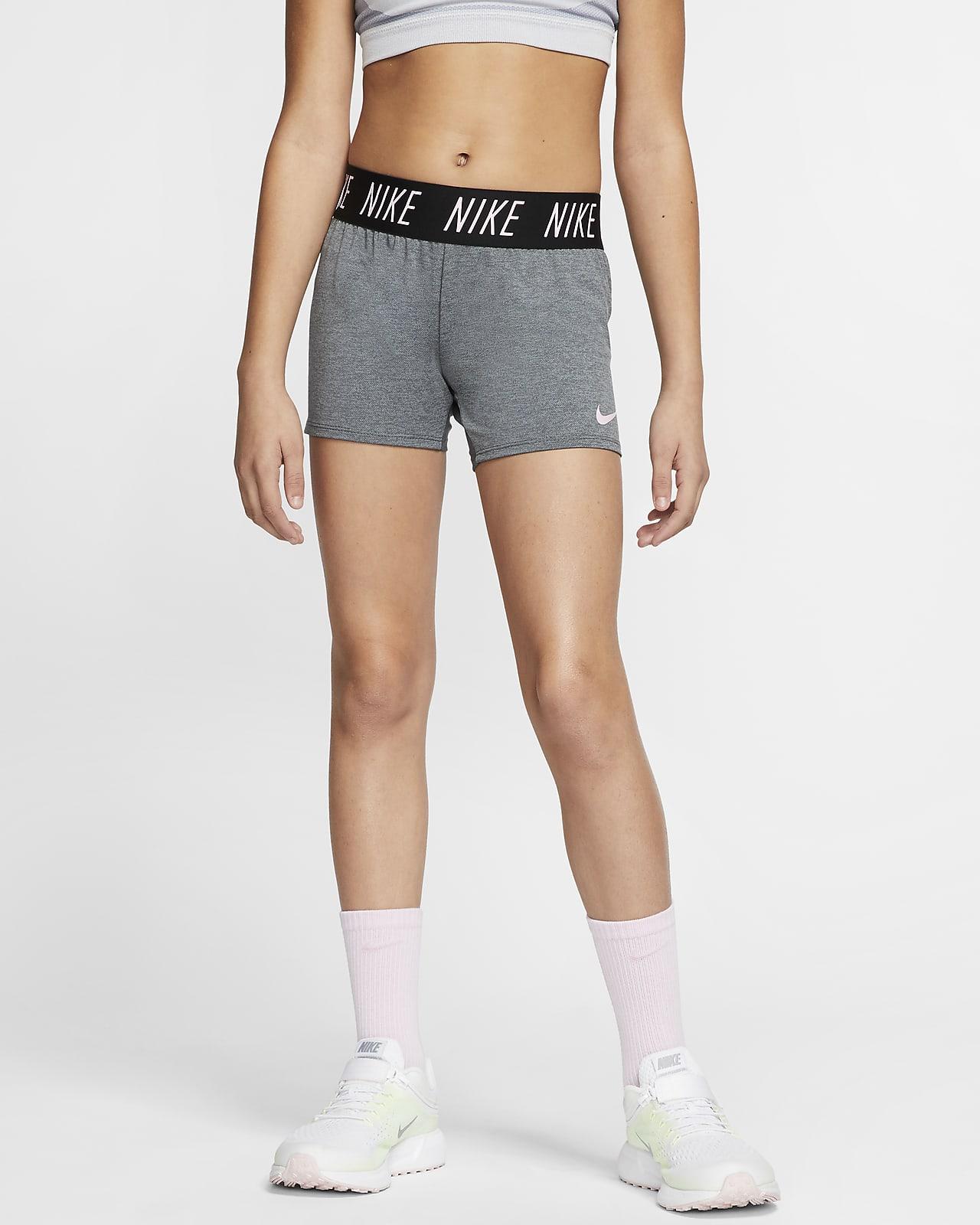 Nike Dri-FIT Trophy Older Kids' (Girls')' Training Shorts