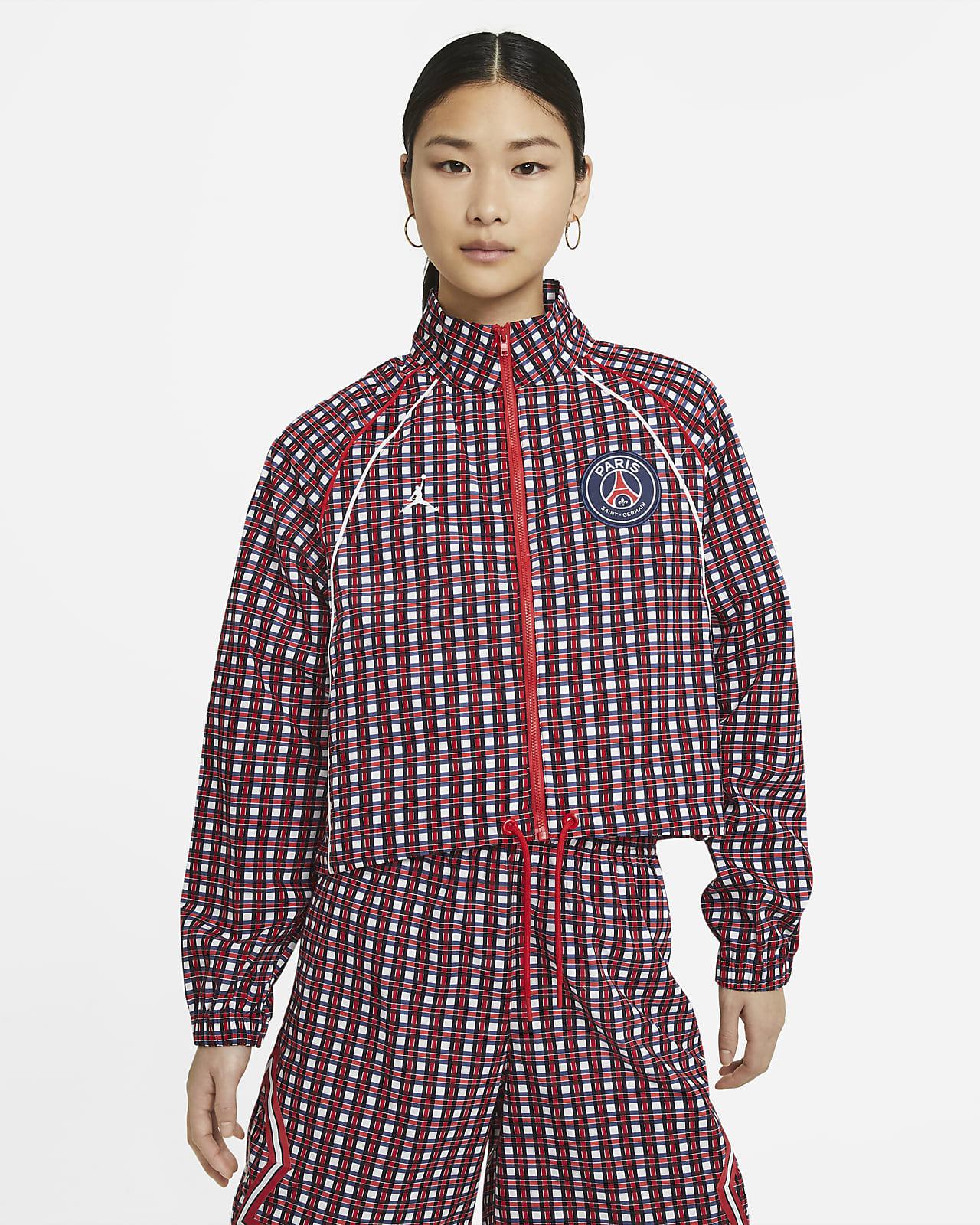 巴黎圣日耳曼女子梭织夹克