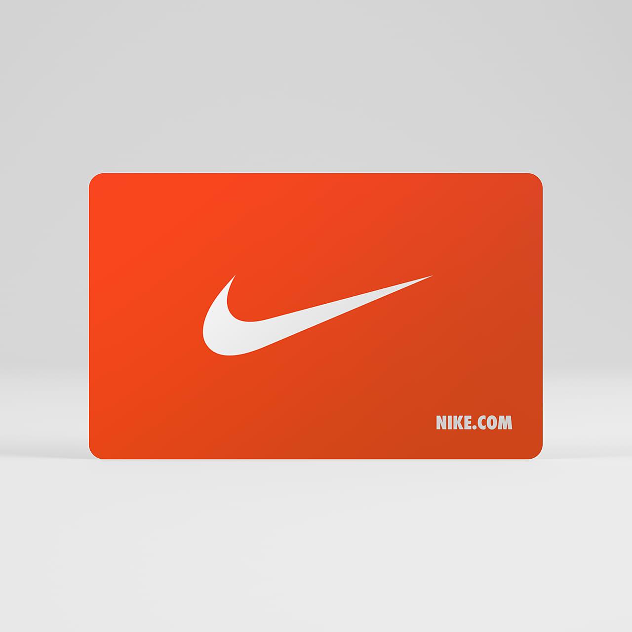 ナイキ デジタル ギフトカード