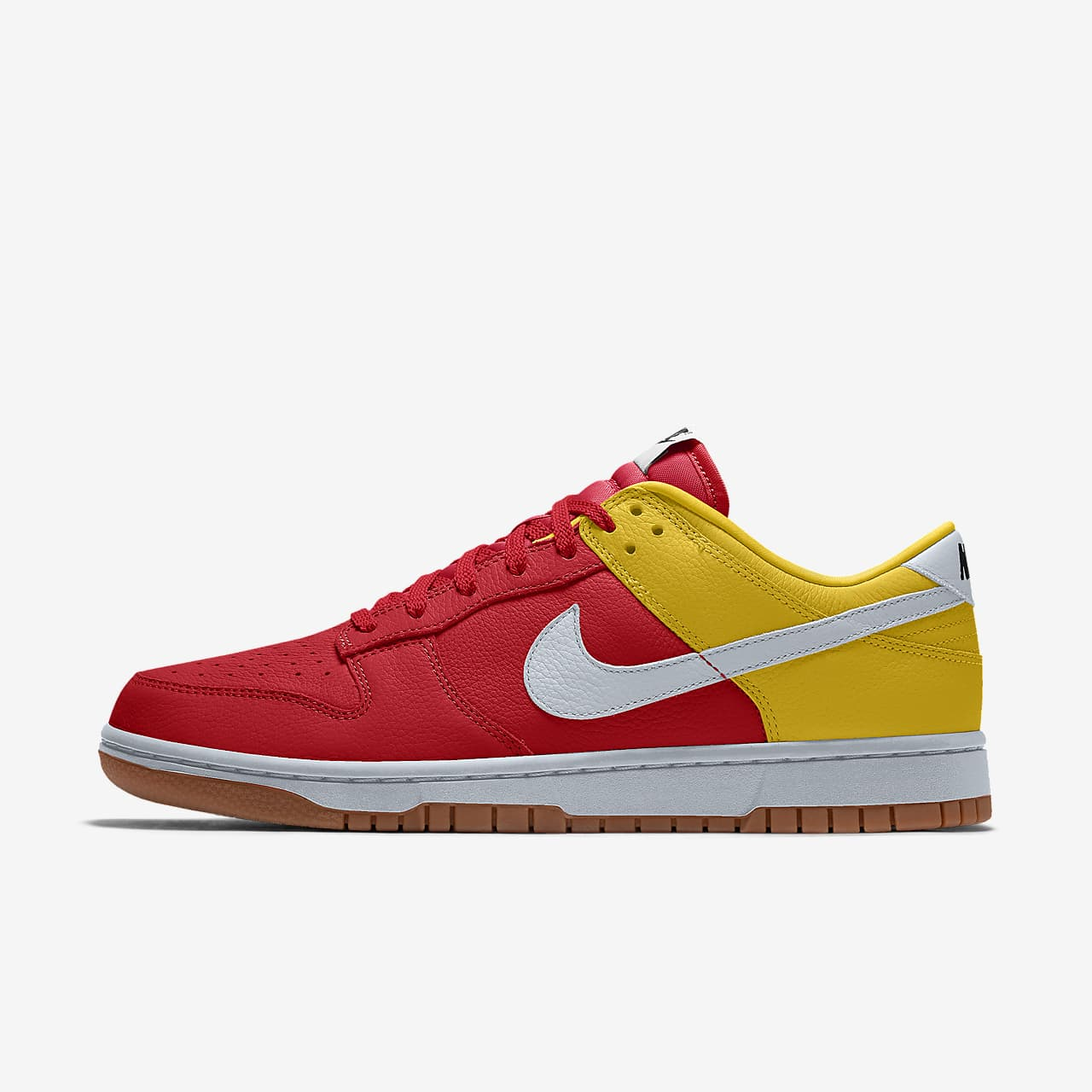 Scarpa personalizzabile Nike Dunk Low By You - Uomo