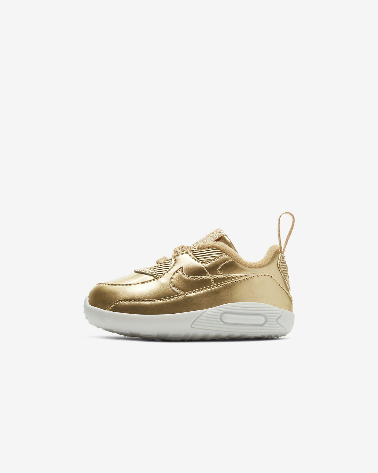 Buy White Nike Air Max 90 Crib Infant