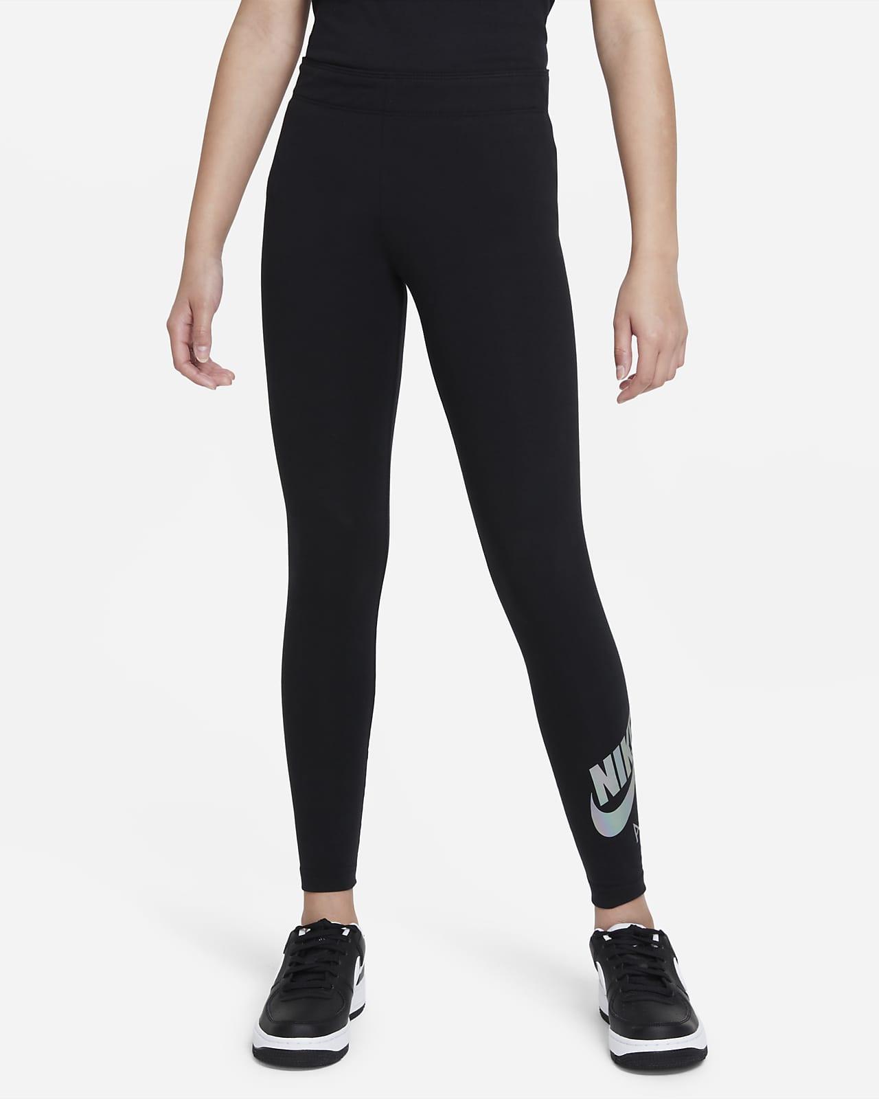 Nike Air Big Kids' (Girls') Leggings