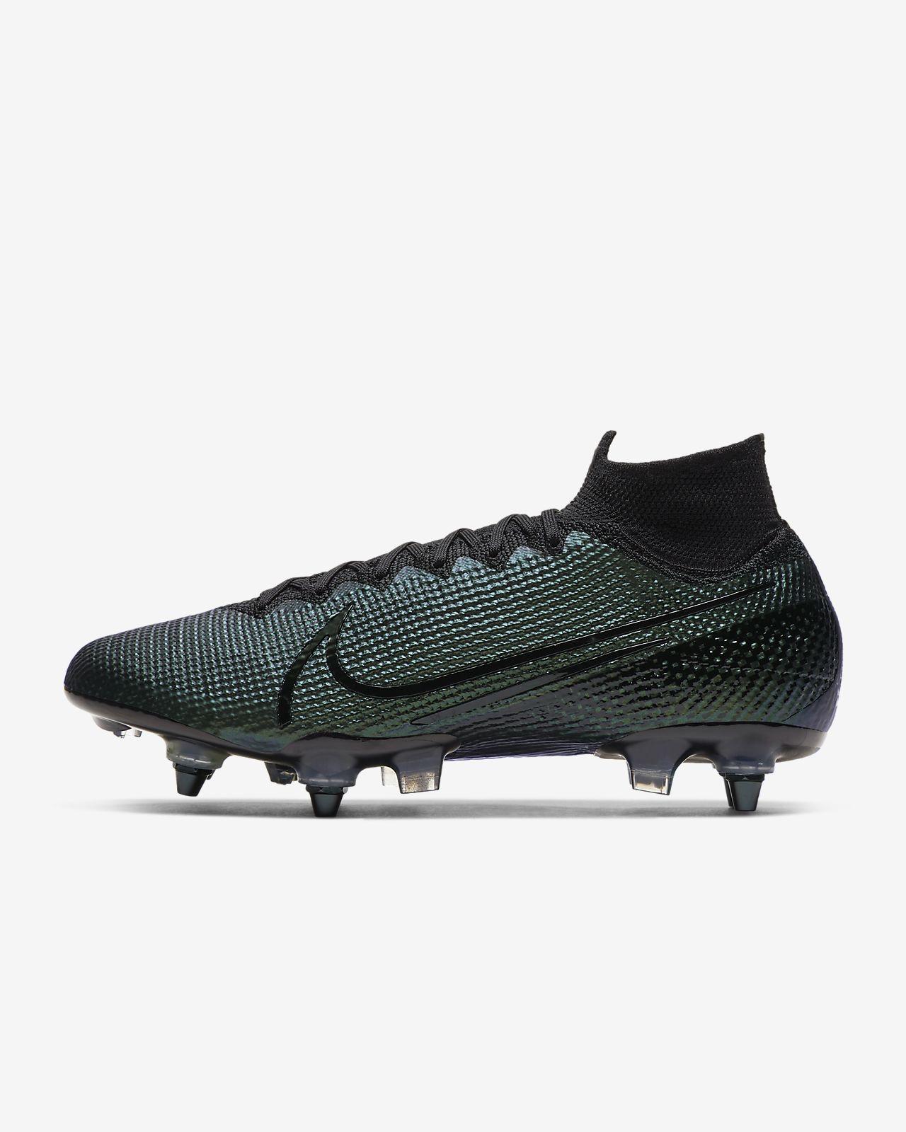 Chuteiras de futebol para terreno mole Nike Mercurial Superfly 7 Elite SG PRO Anti Clog Traction