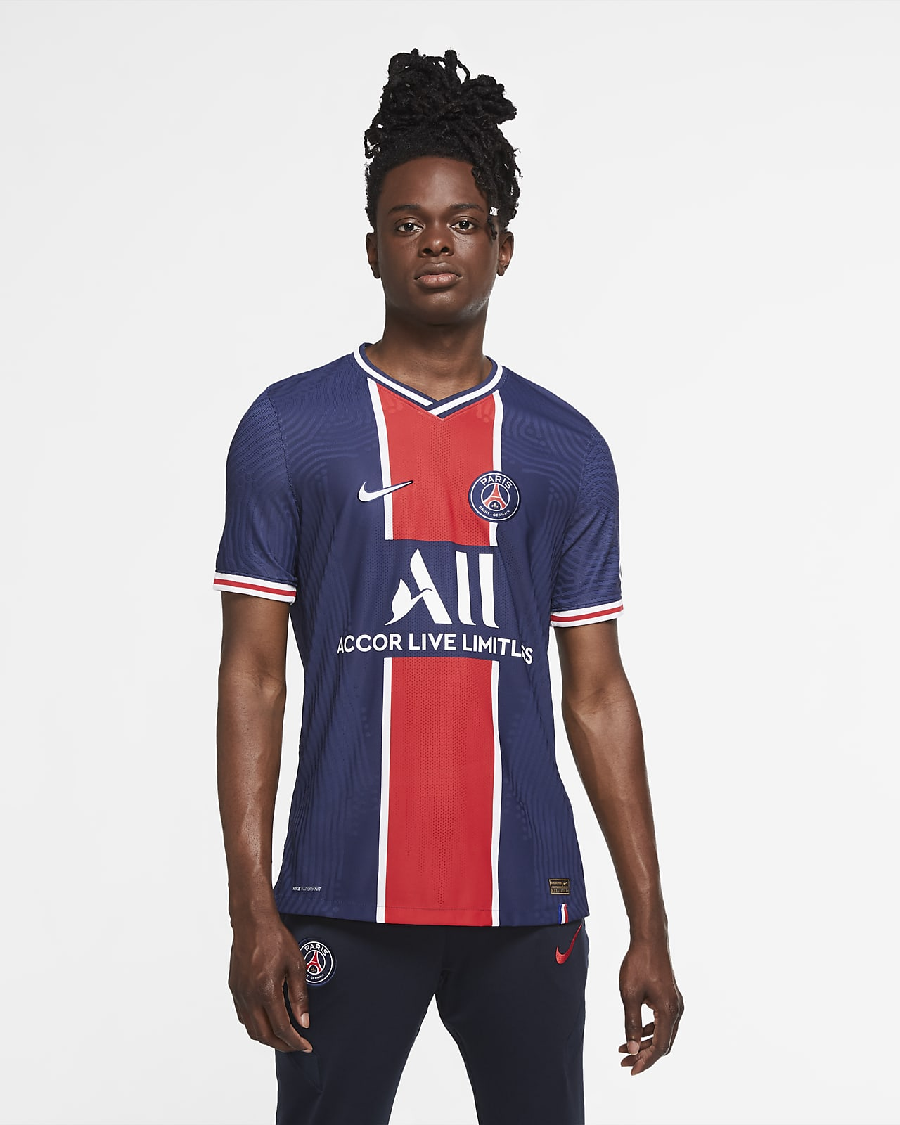 Paris Saint-Germain 2020/21 Vapor Match Home Herren-Fußballtrikot