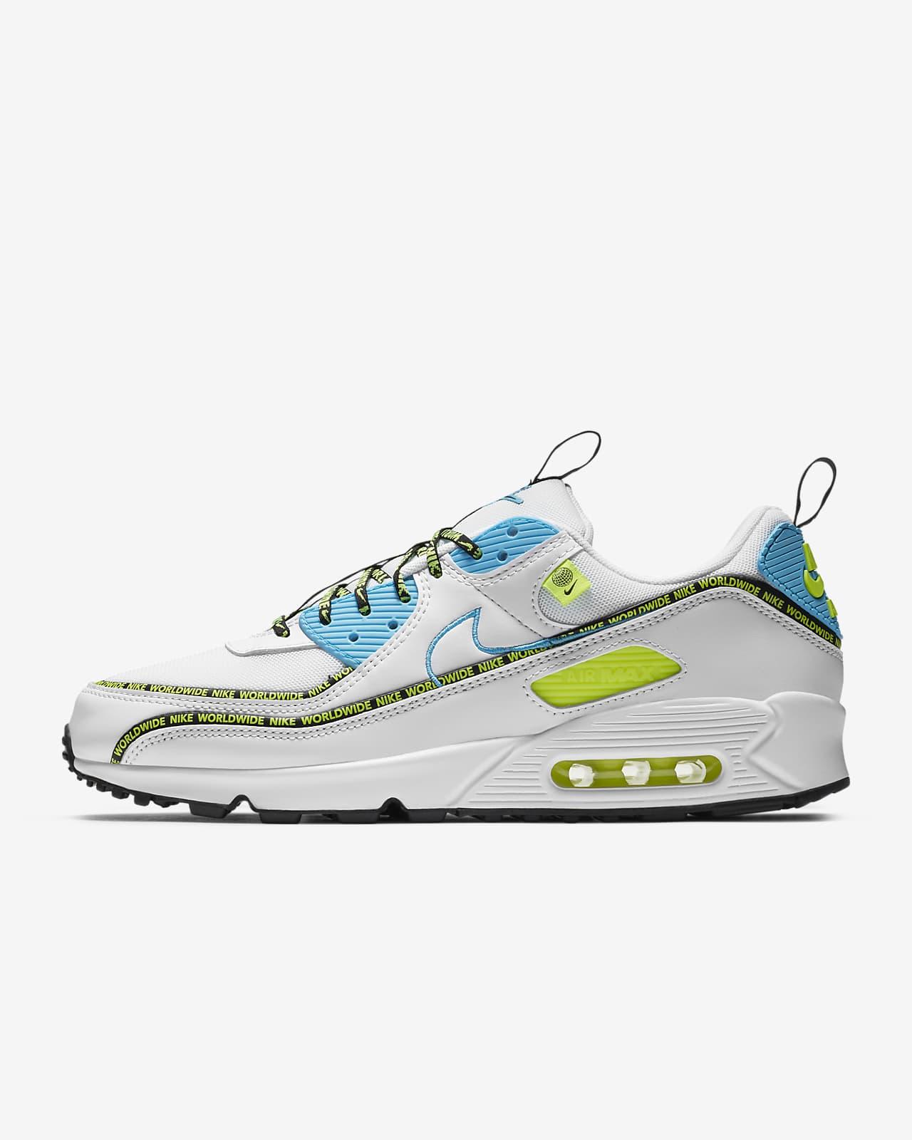 รองเท้าผู้ชาย Nike Air Max 90 SE