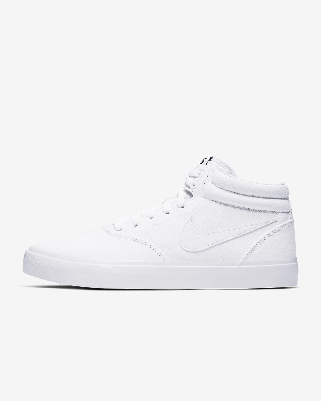 Nike SB Charge Mid Canvas Skate Shoe