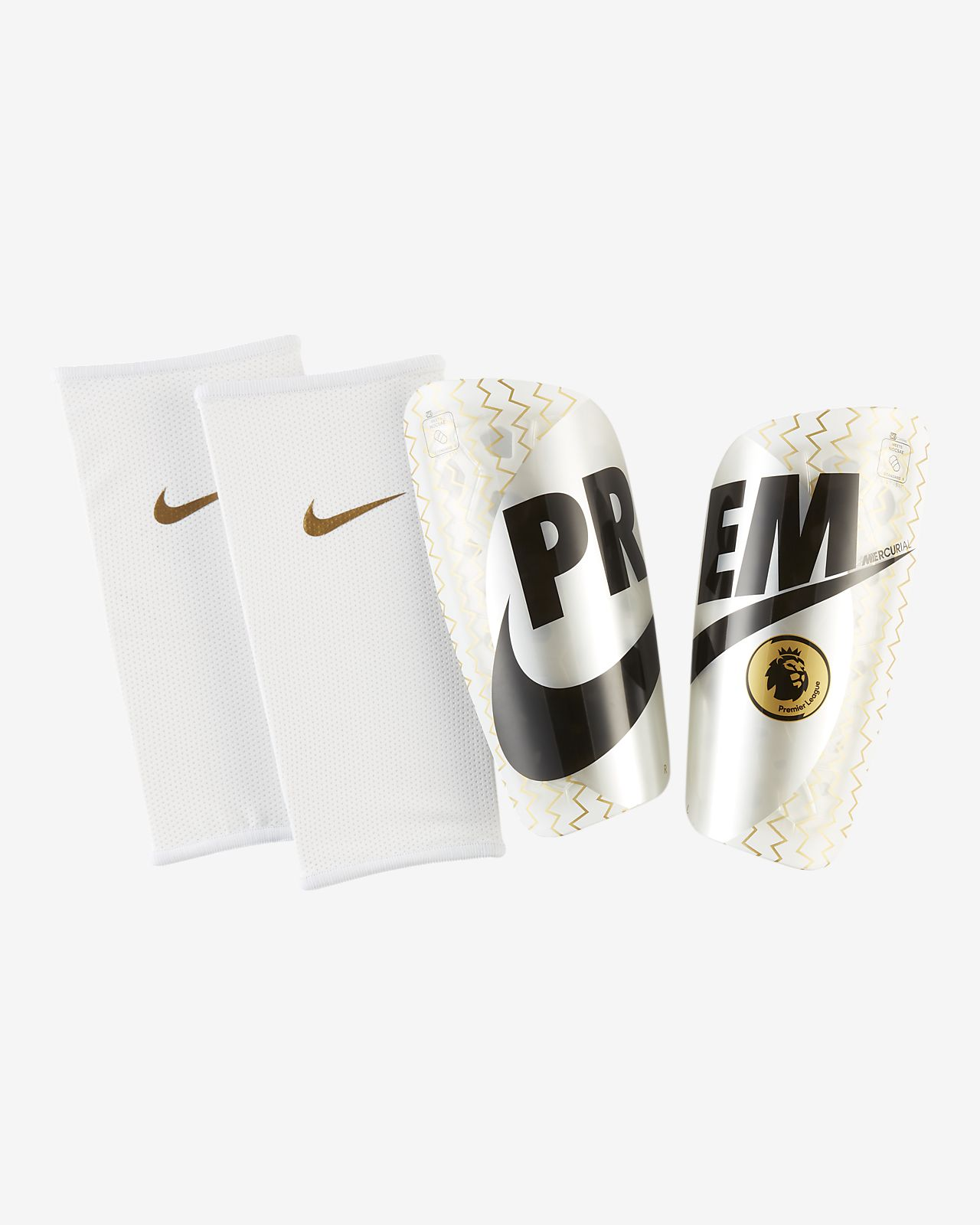 Nike Mercurial Lite Premier League Football Shin Guards